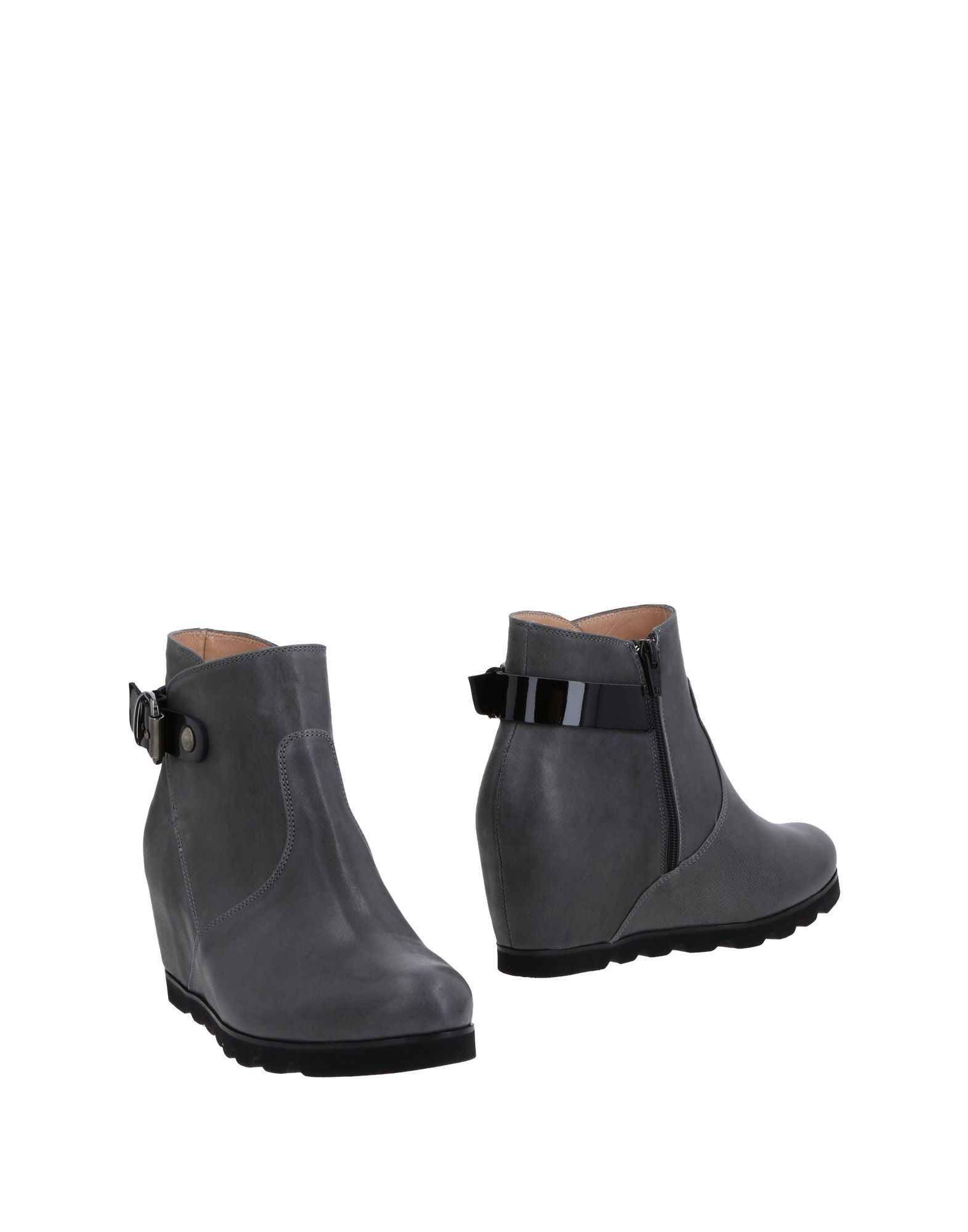 Bottine Donna Soft Femme - Bottines Donna Soft Gris Confortable et belle