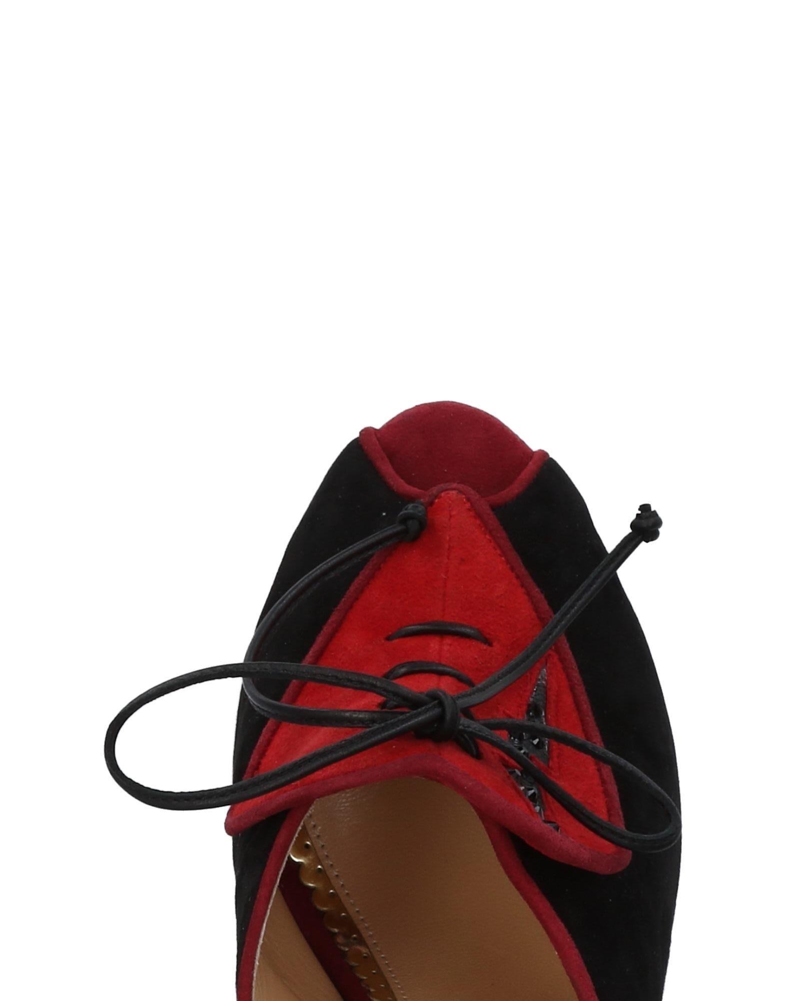 Stilvolle billige Schuhe Charlotte Olympia Sandalen Damen  11487066CO