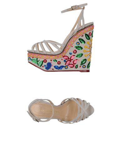Los últimos zapatos de descuento para hombres y Mujer mujeres Sandalia Charlotte Olympia Mujer y - Sandalias Charlotte Olympia - 11487082RH Gris perla 85d7ba