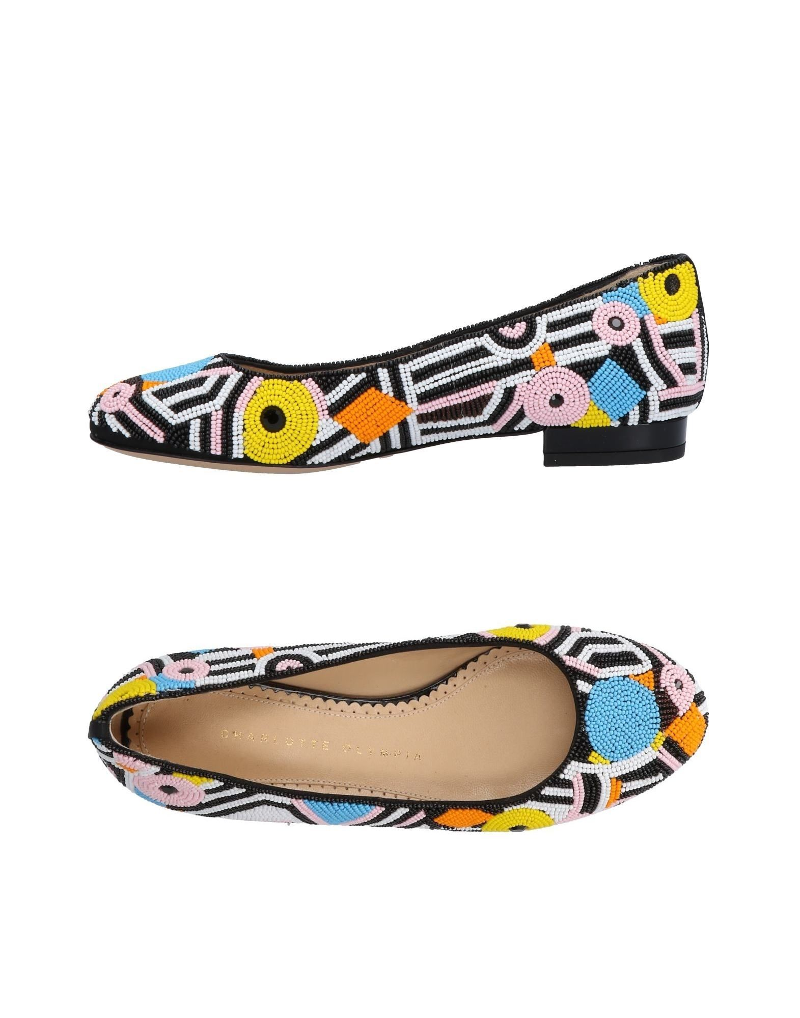 Rabatt Schuhe Charlotte Olympia Ballerinas Damen  11487098BU