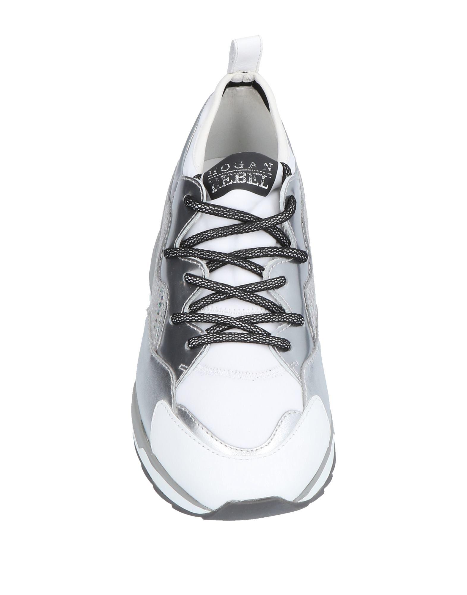 Stilvolle billige Damen Schuhe Hogan Rebel Sneakers Damen billige  11487158BJ 4e0277
