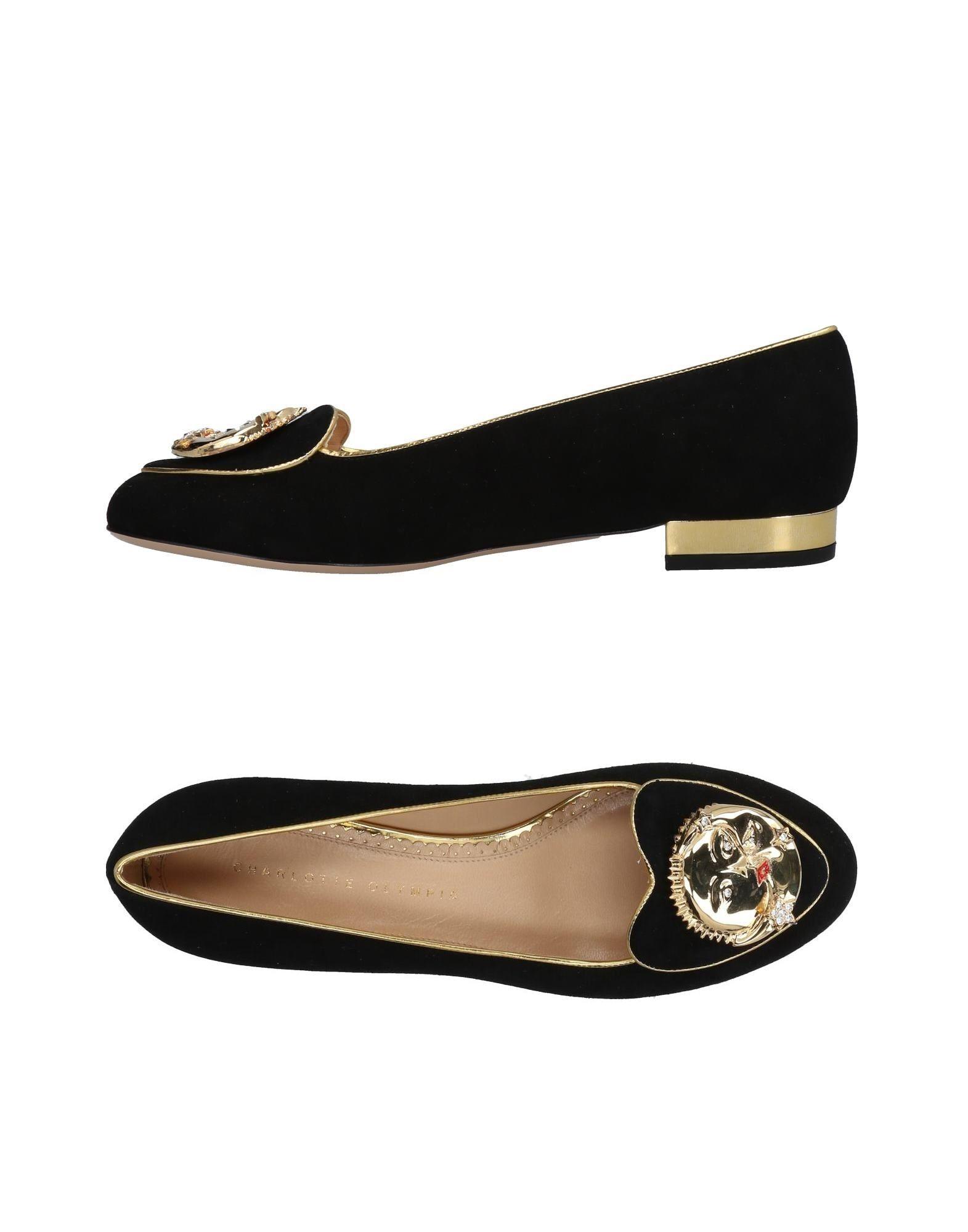 Charlotte Olympia Ballerinas Damen  11487189TRGut aussehende strapazierfähige Schuhe