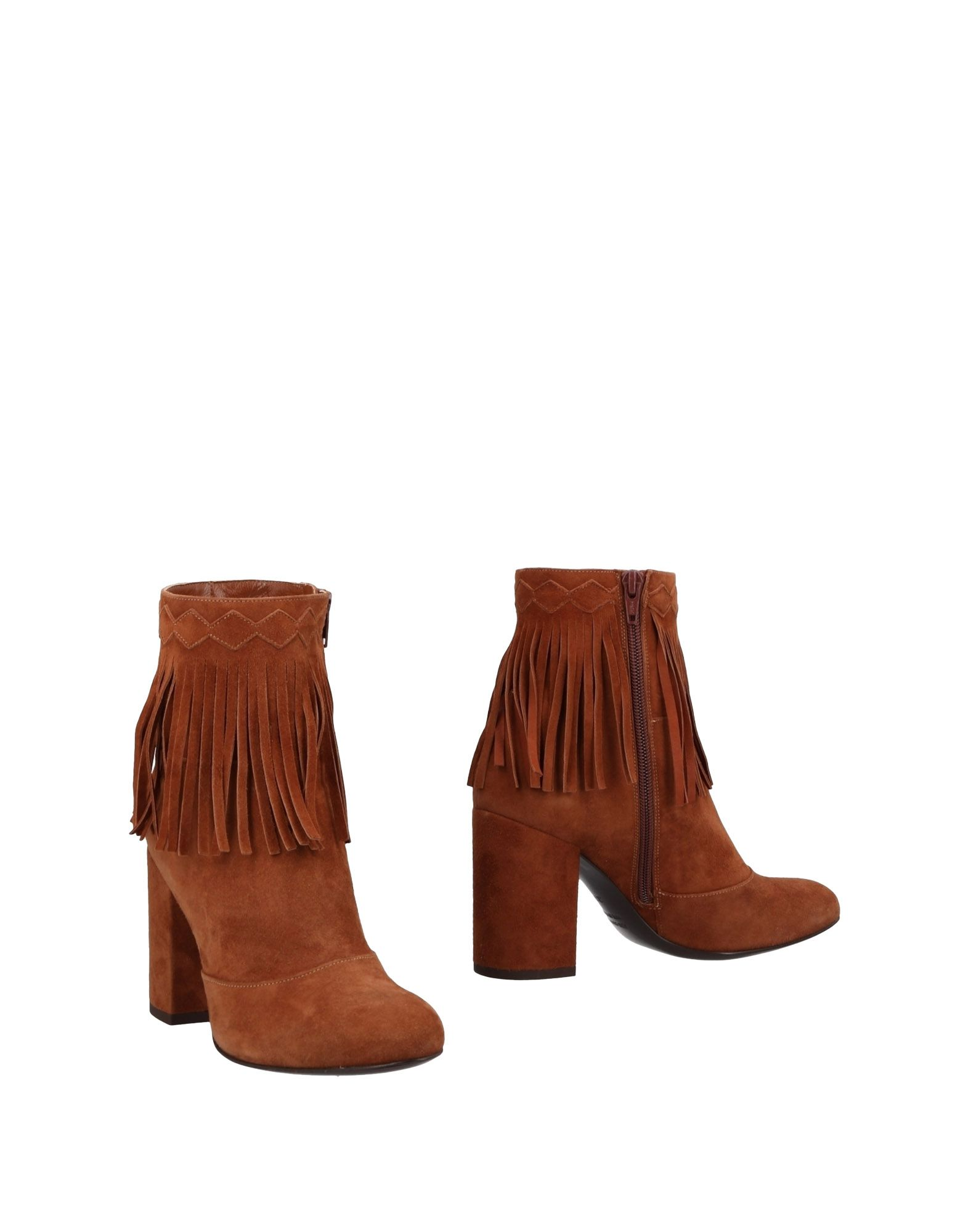 Stilvolle billige Schuhe Guglielmo Rotta Stiefelette Damen  11487194QE