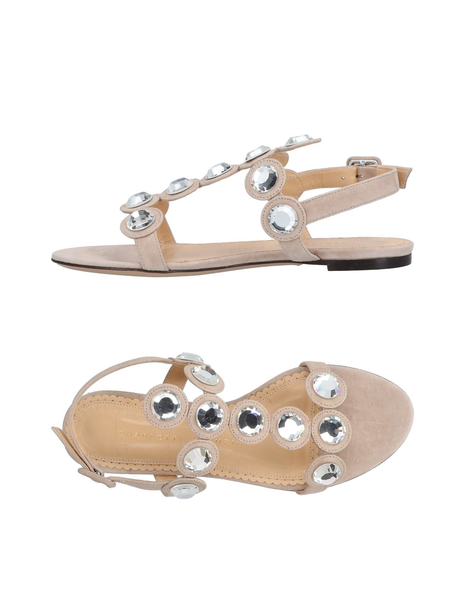 Charlotte Olympia Sandals Sandals - Women Charlotte Olympia Sandals Sandals online on  United Kingdom - 11487195RS dd1846