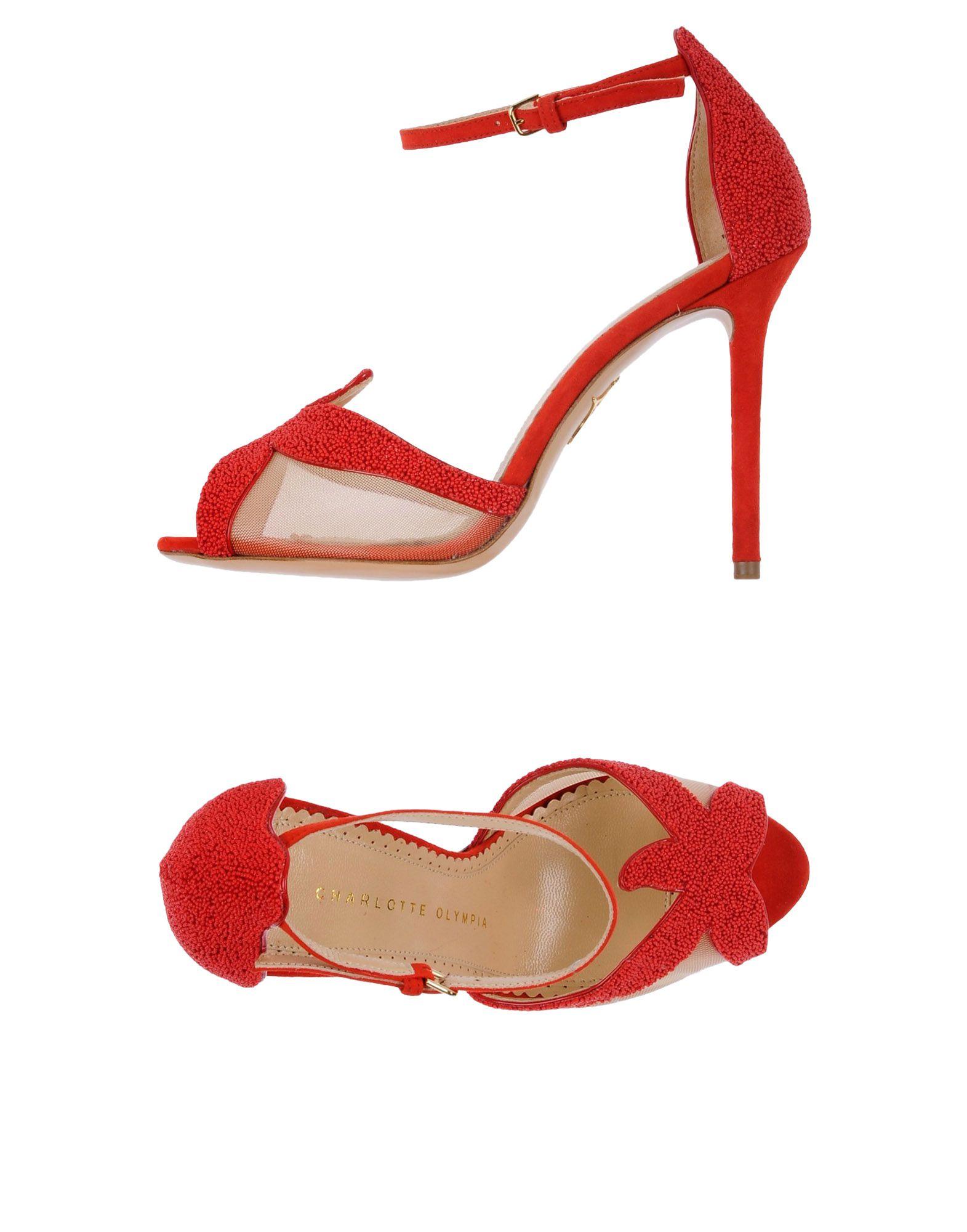 Rabatt Schuhe Charlotte Damen Olympia Sandalen Damen Charlotte  11487206FK 47ebef