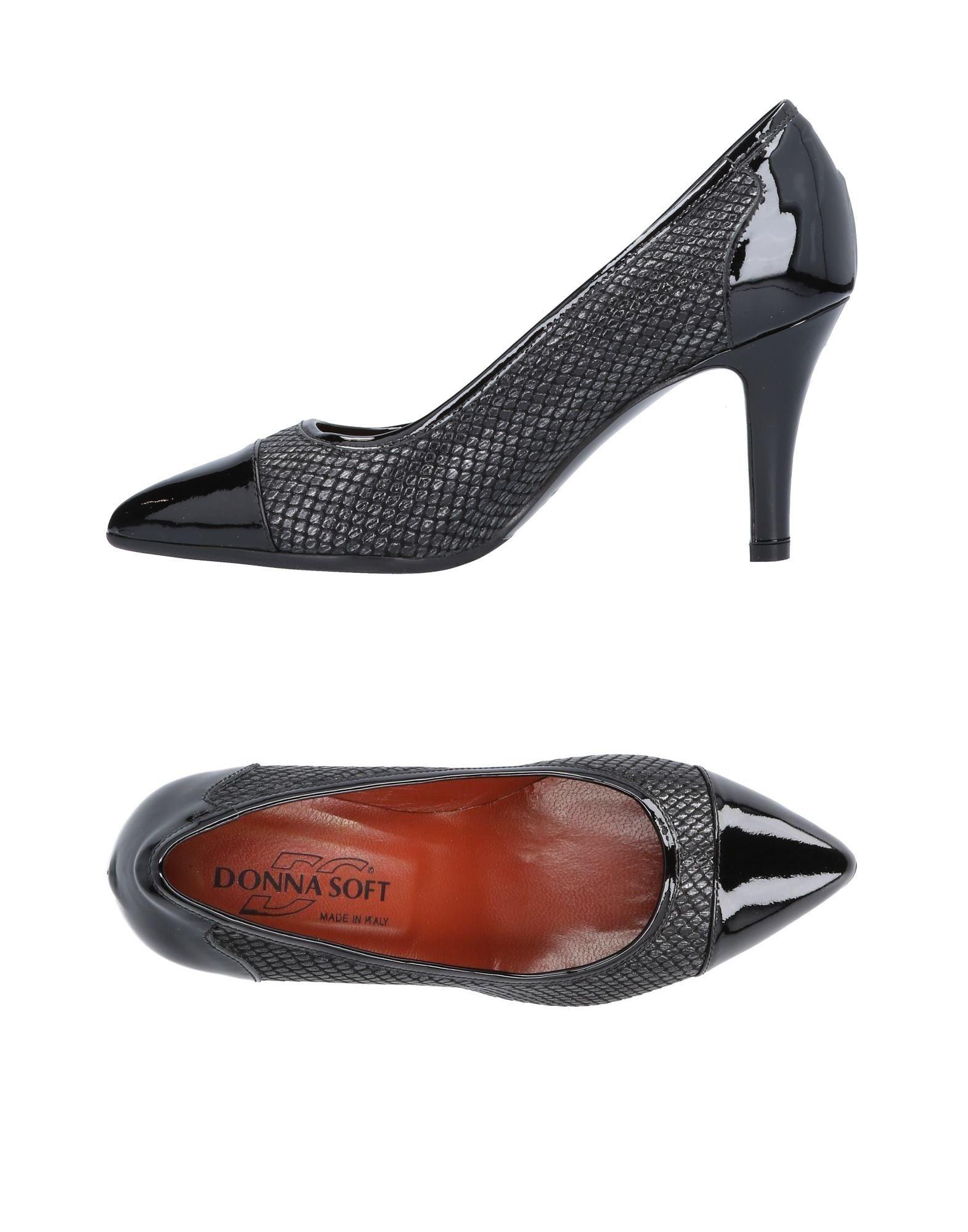 Donna Soft Pumps Damen  11487217RN Gute Qualität beliebte Schuhe