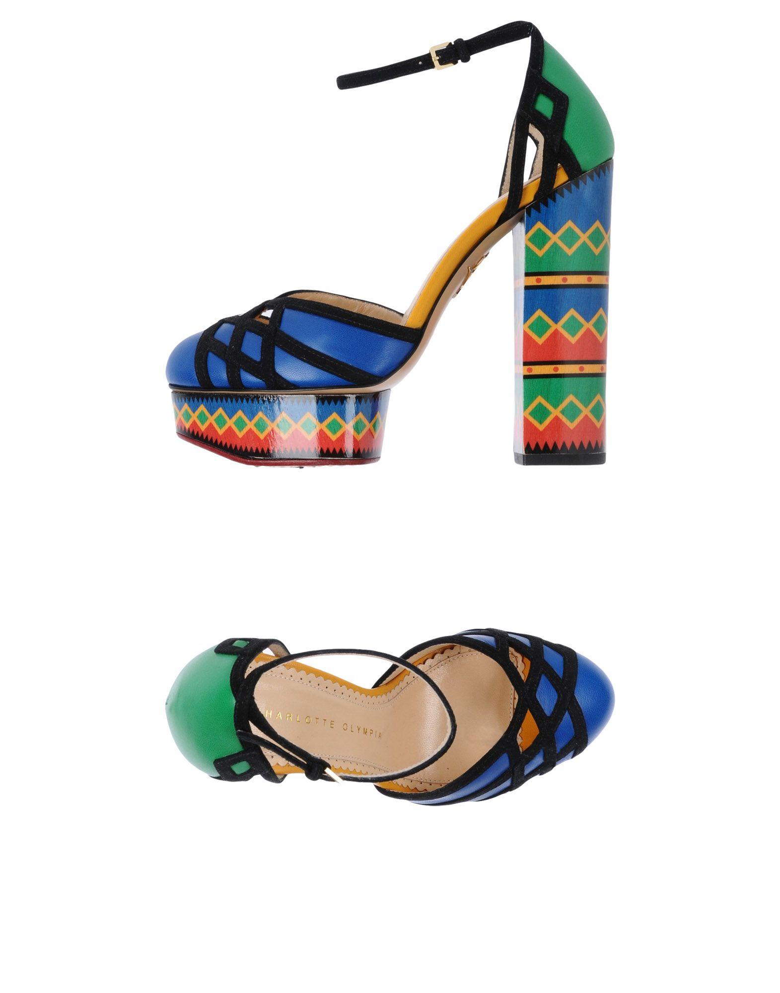 Rabatt Damen Schuhe Charlotte Olympia Pumps Damen Rabatt  11487221GT a569b6