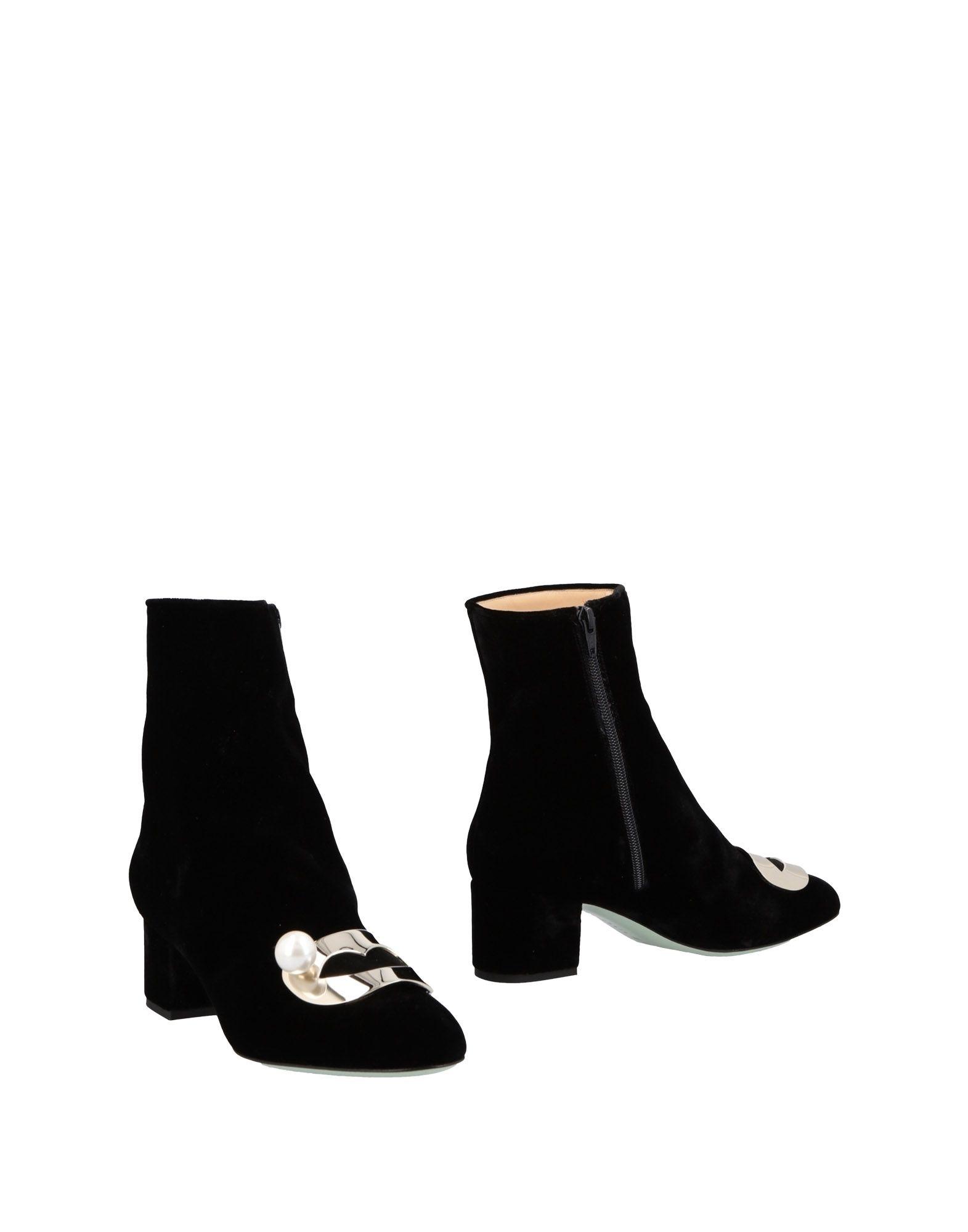 Giannico Stiefelette Damen  11487226TNGut aussehende strapazierfähige Schuhe