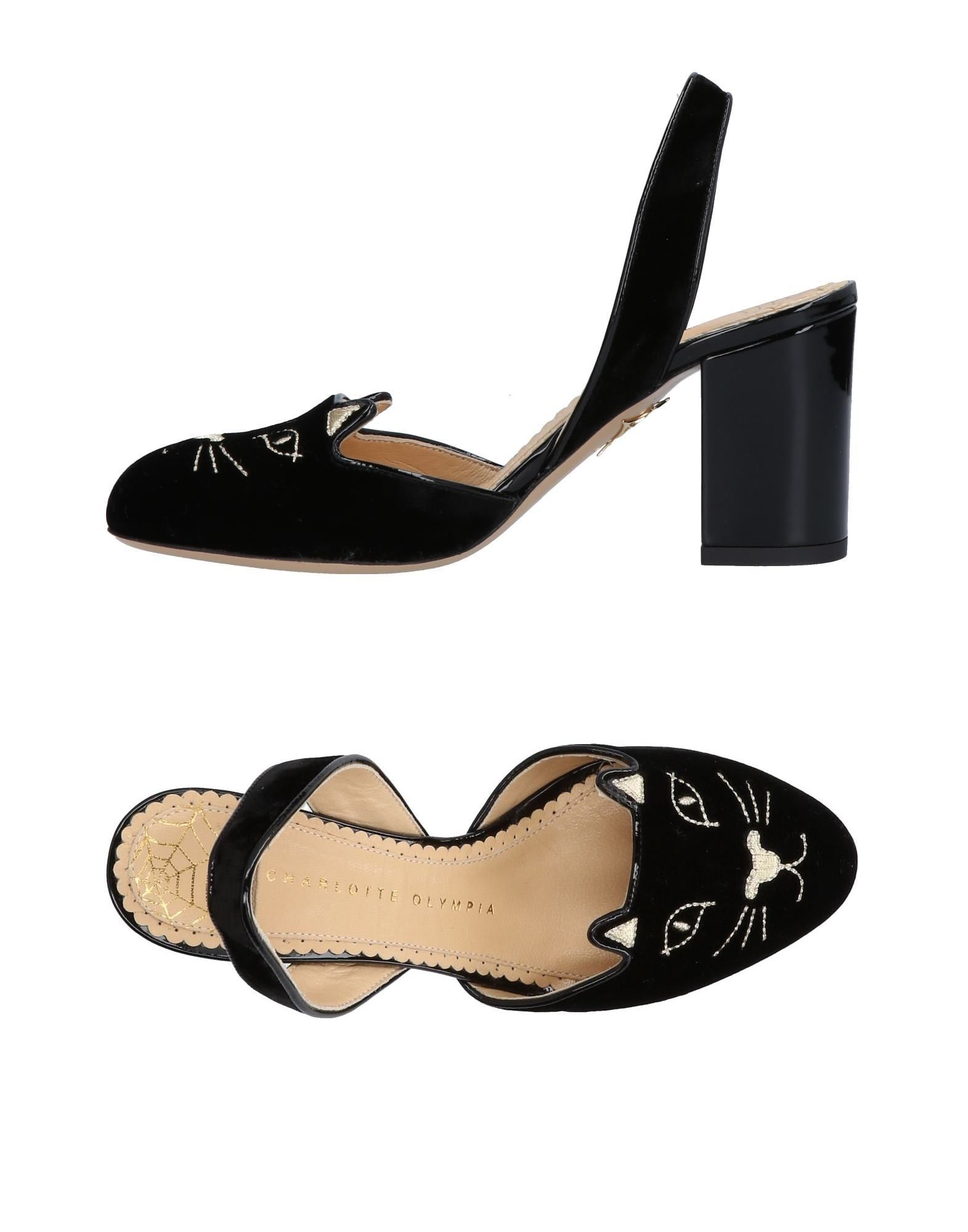 Rabatt Schuhe Charlotte Olympia Sandalen Damen  11487228SN