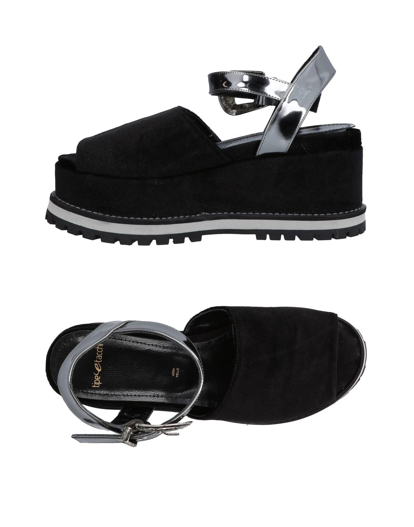 Tipe E Tacchi Sandalen Damen  11487236JK Gute Qualität beliebte Schuhe