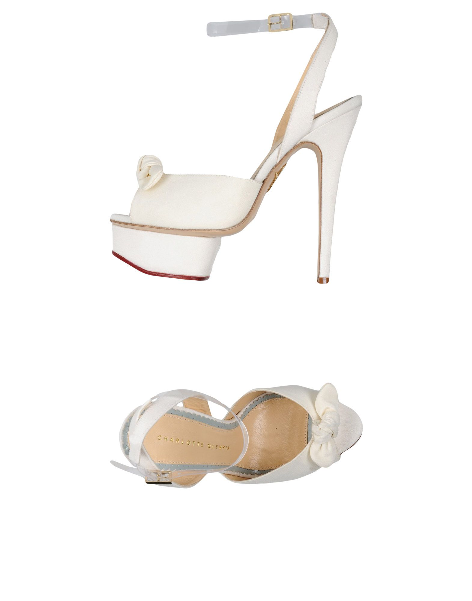 Rabatt Schuhe Charlotte Olympia Sandalen Damen  11487257VO