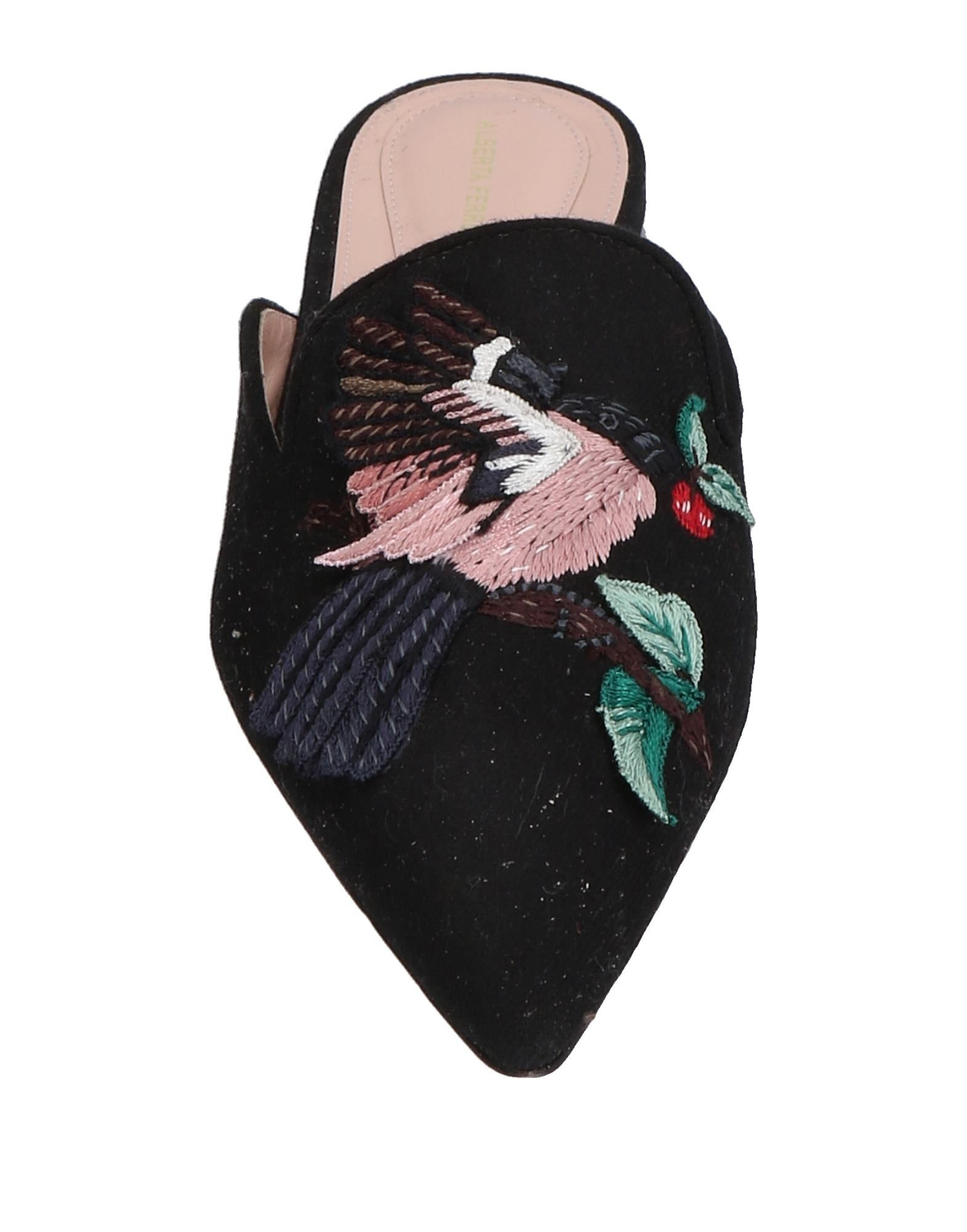 Alberta Ferretti Ferretti Alberta Pantoletten Damen  11487264QO Beliebte Schuhe 2b5b61