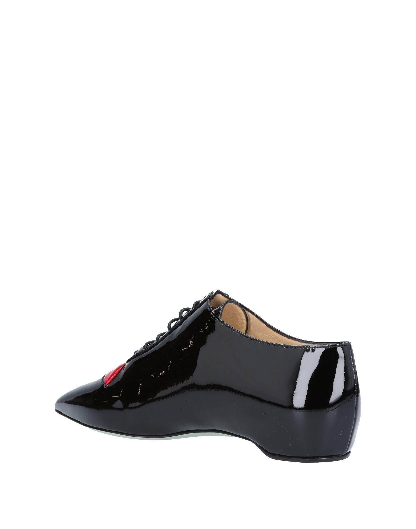 Rabatt Schuhe Giannico Schnürschuhe Damen  11487289EP