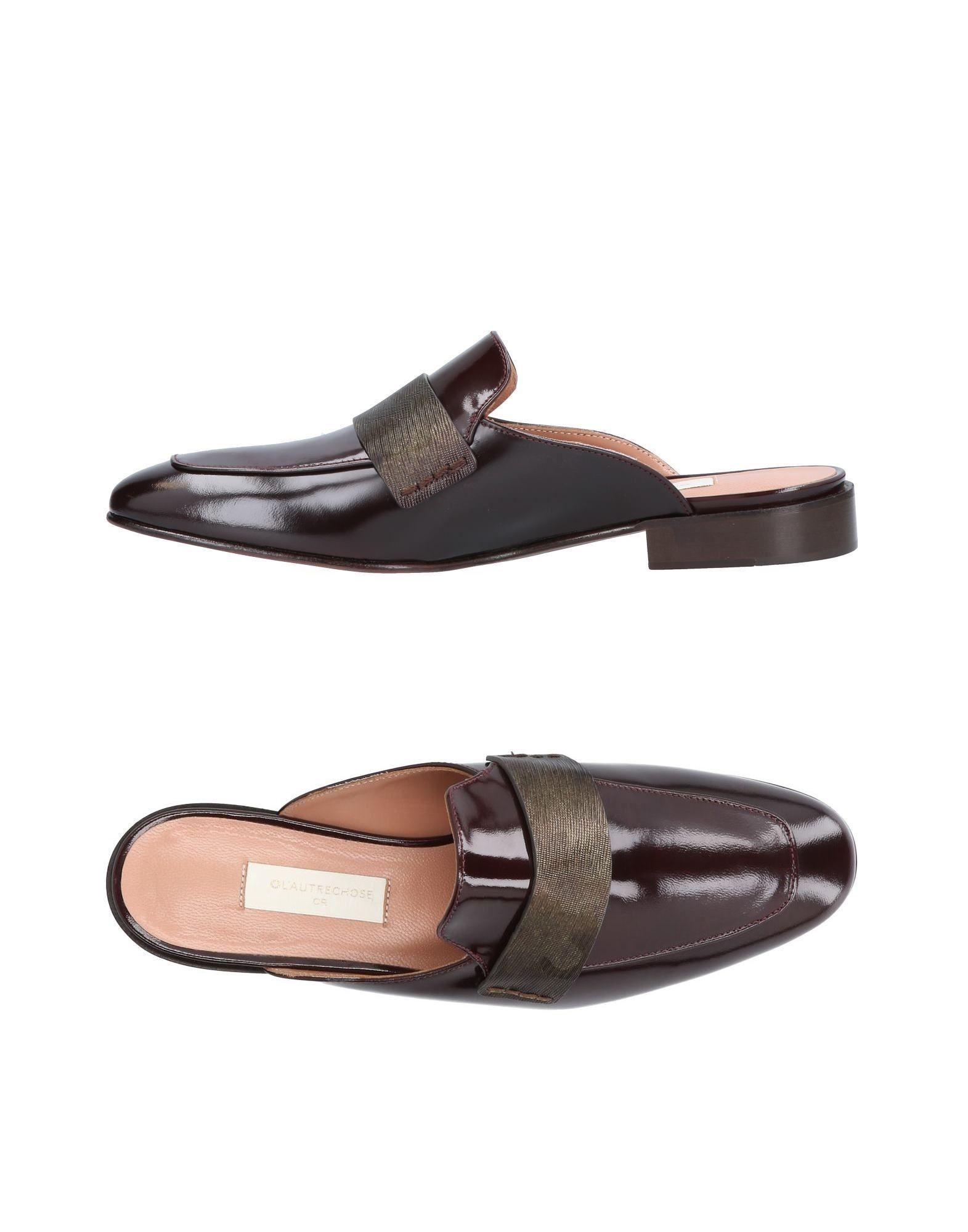 L' Autre Chose Pantoletten Damen  11487290XK Neue Schuhe