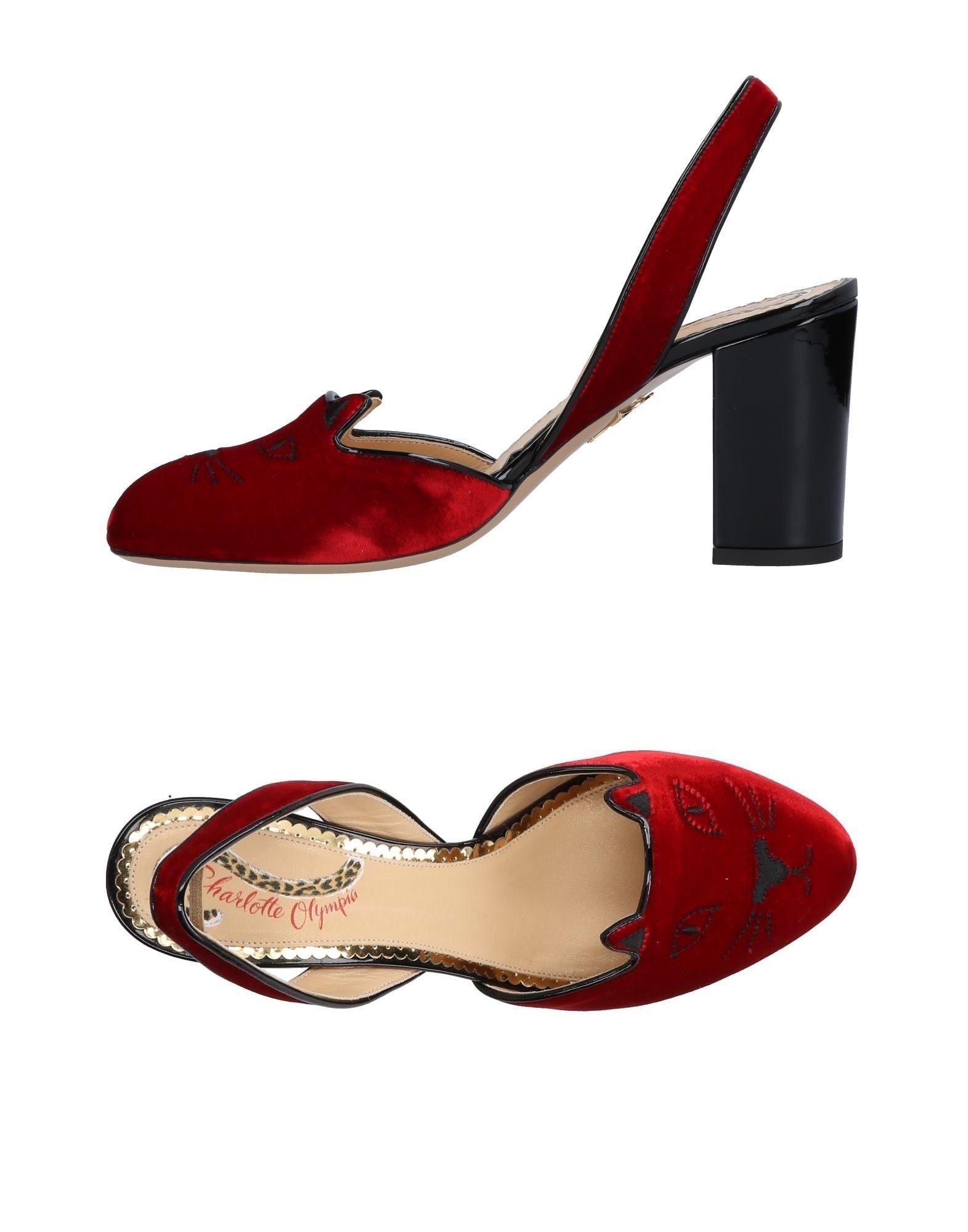 Rabatt Schuhe Charlotte Olympia Sandalen Damen  11487298XO