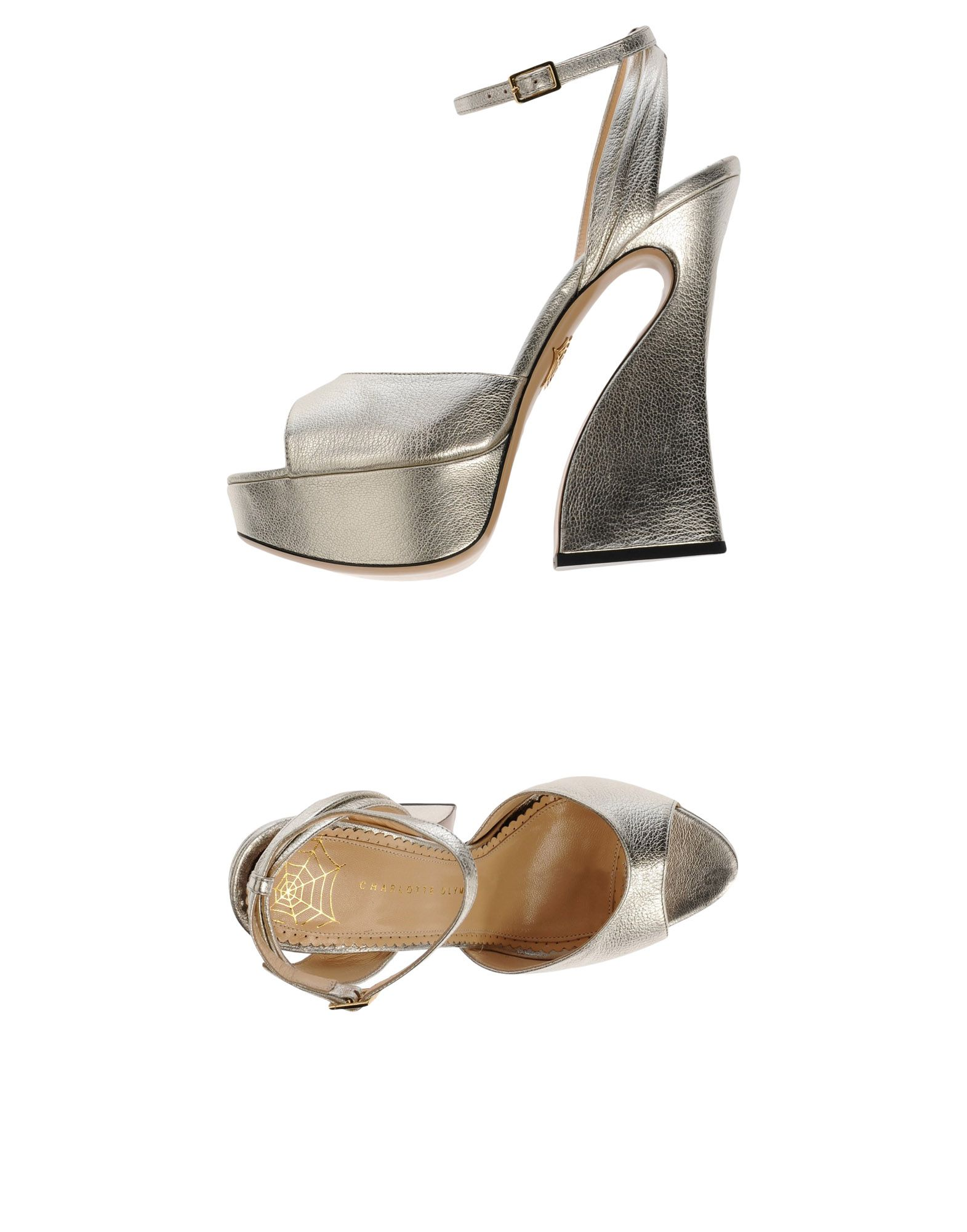 Charlotte Olympia Sandalen Damen  11487301AUGut aussehende strapazierfähige Schuhe