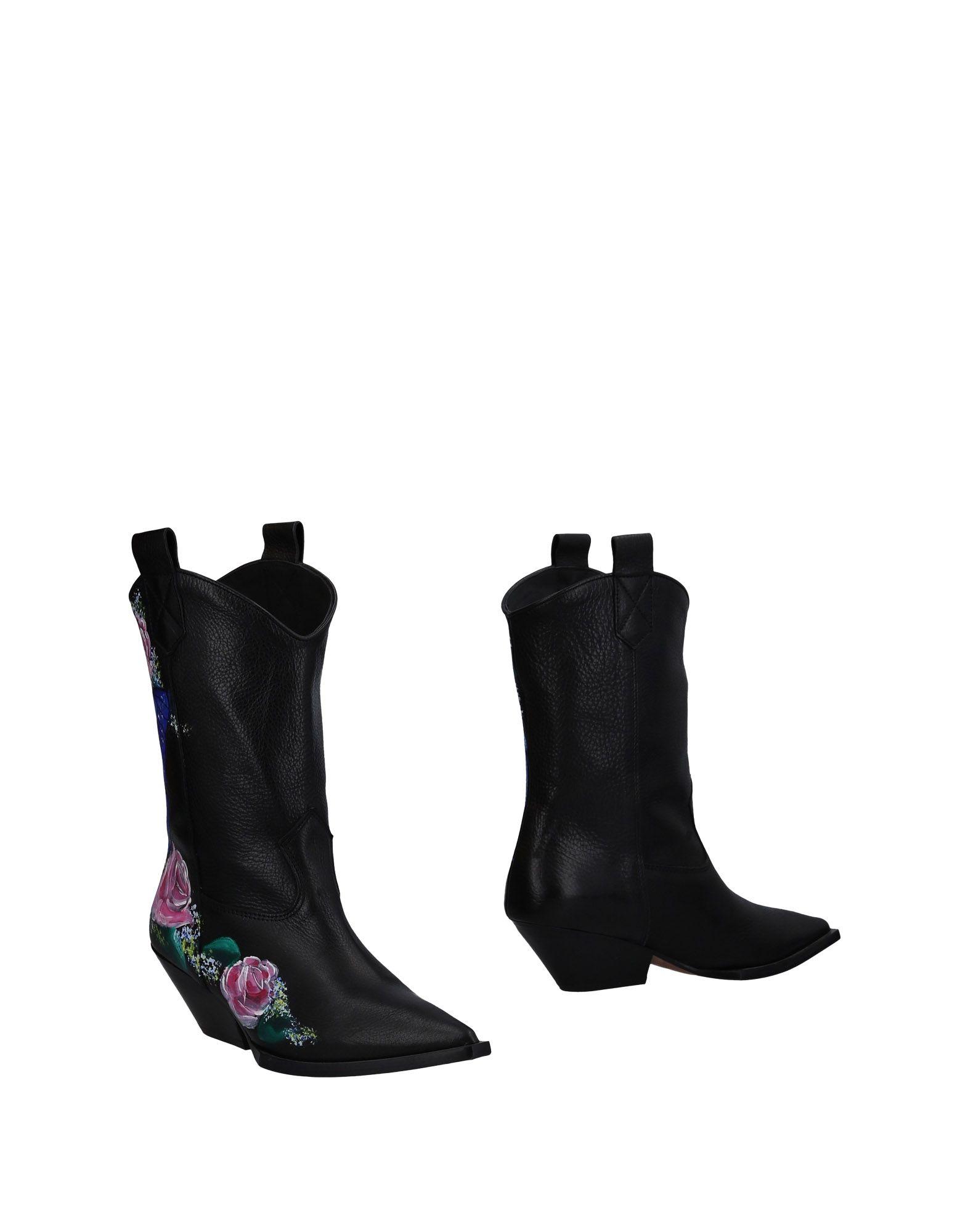 Ras  Stiefelette Damen  Ras 11487341JIGut aussehende strapazierfähige Schuhe 1852c8