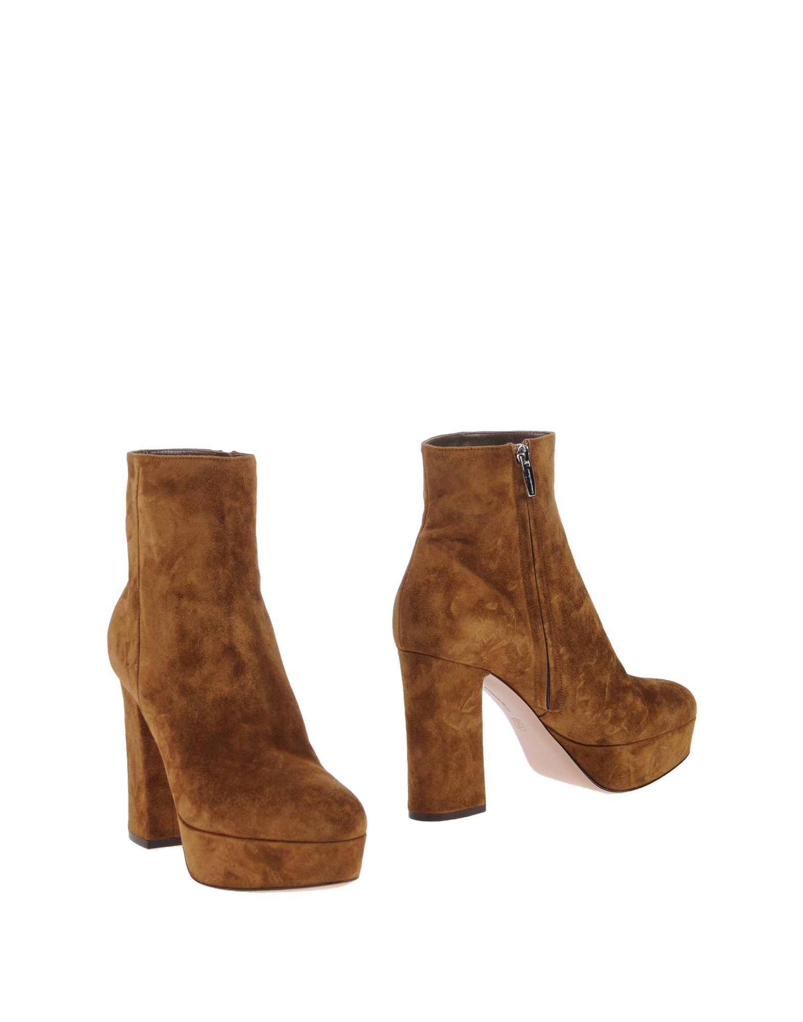 Gianvito Rossi Ankle Boot - Women Gianvito Rossi  Ankle Boots online on  Rossi Australia - 11487342KI eb23ec