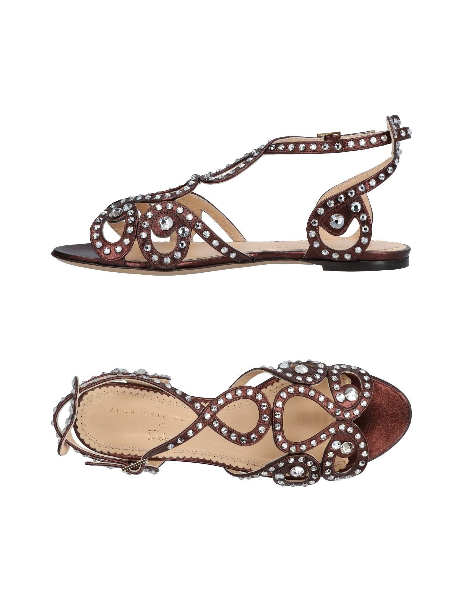 Charlotte Olympia Sandals - Women Charlotte Olympia Sandals online - on  United Kingdom - online 11487369RI 8798e4