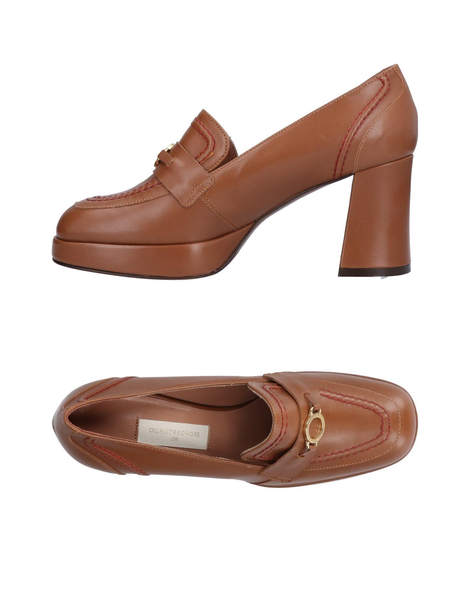 L' Autre Chose Mokassins Damen  11487371MGGut aussehende strapazierfähige Schuhe