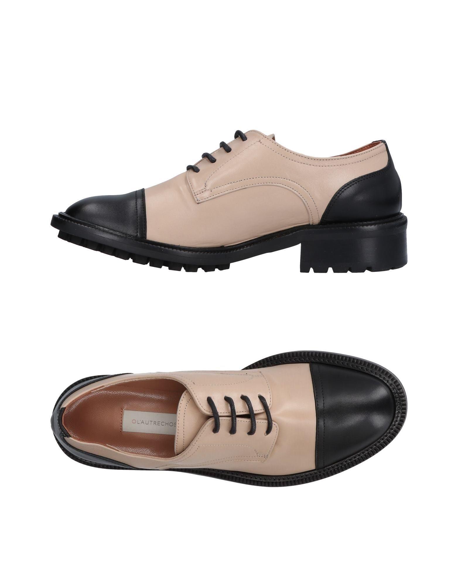 L' Autre Chose Schnürschuhe Damen  11487384QK Neue Schuhe