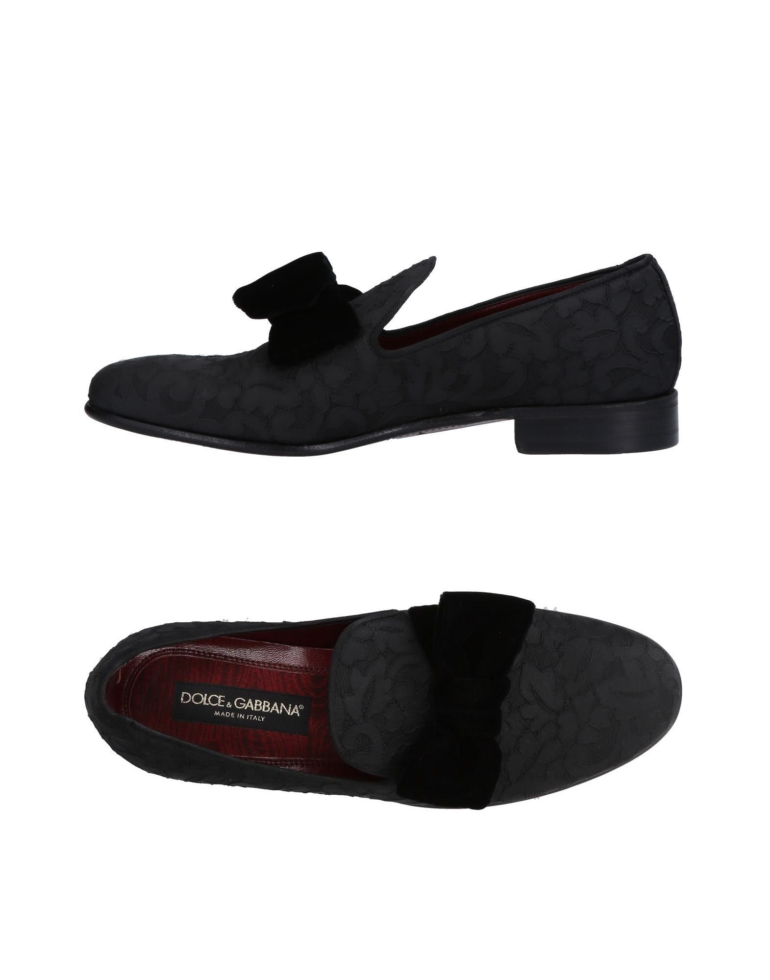 Mocassino Dolce & Gabbana Uomo - 11487389KI