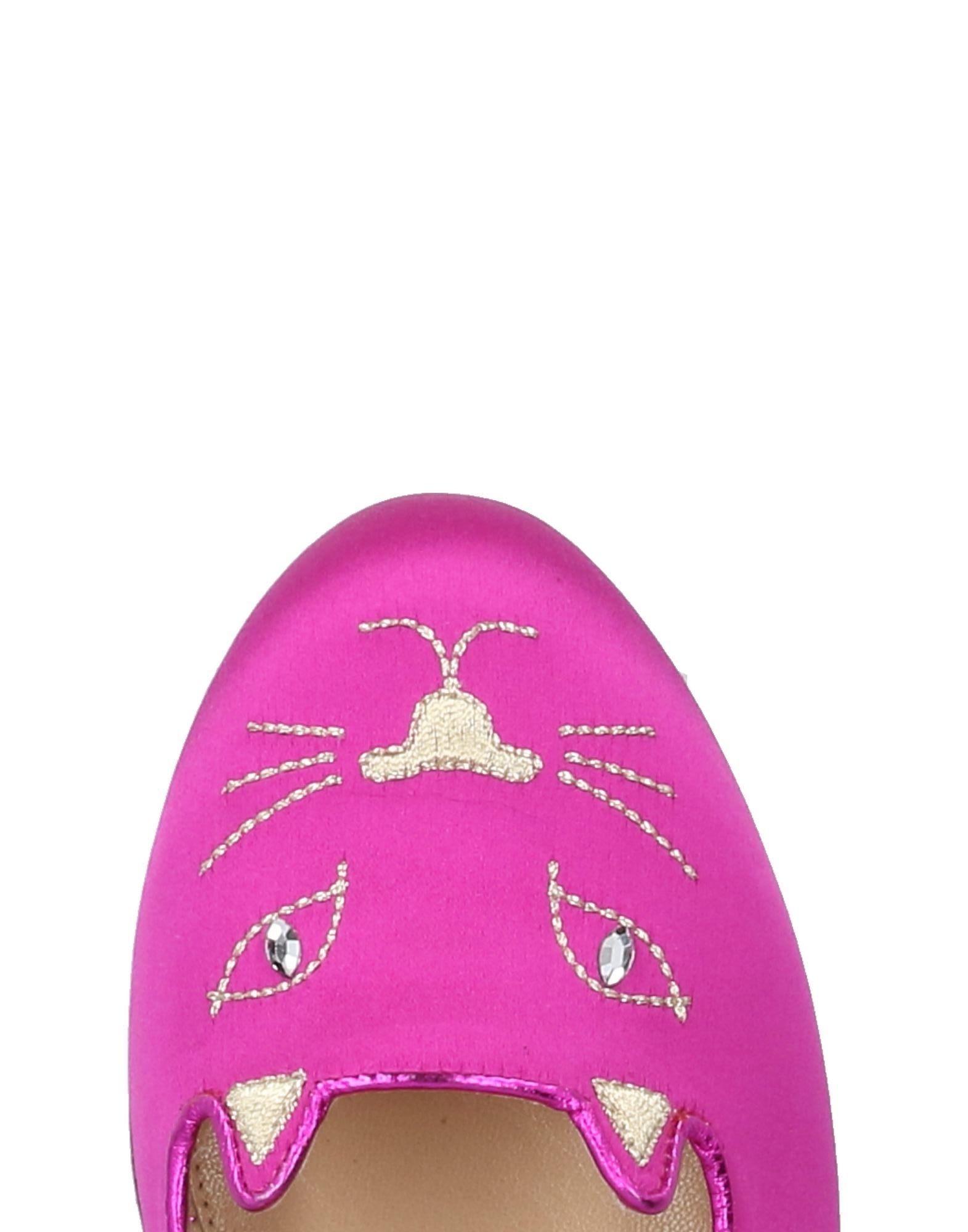 Charlotte Olympia Mokassins Damen  11487407CPGut aussehende strapazierfähige Schuhe
