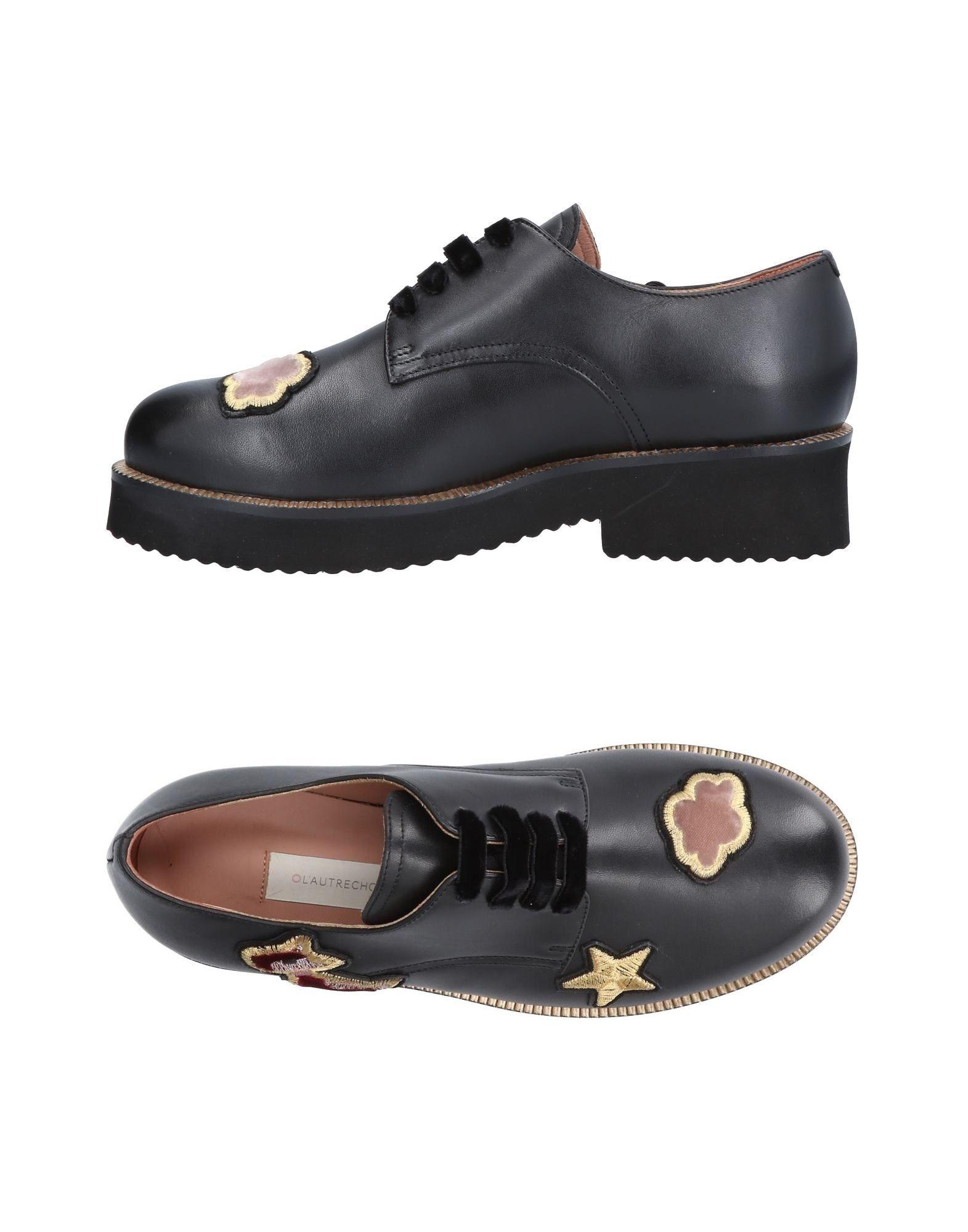 L' Autre Chose Schnürschuhe Damen  11487418ENGut aussehende strapazierfähige Schuhe