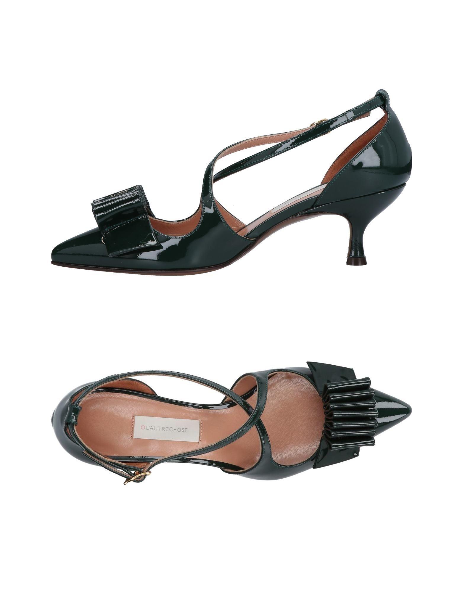 L' Autre Chose Pumps Damen  11487442APGut aussehende strapazierfähige Schuhe