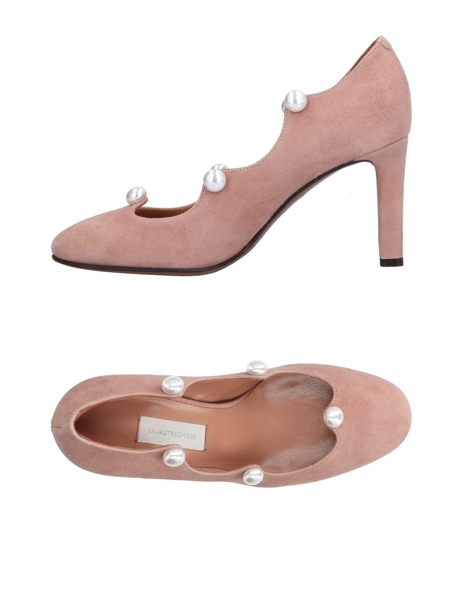 Stilvolle billige Schuhe L' Autre Chose Pumps Damen  11487454VC