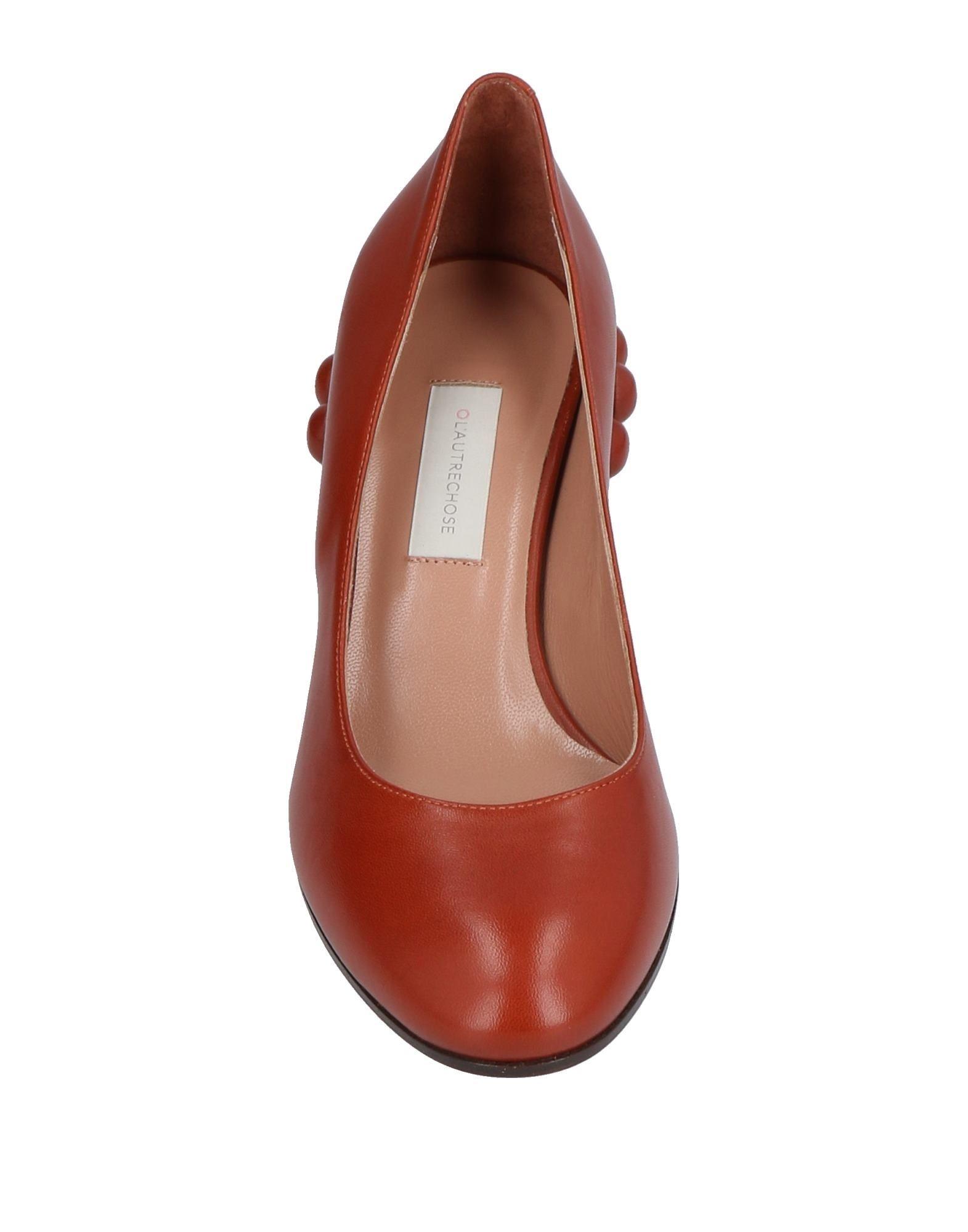 L'  Autre Chose Pumps Damen  L' 11487471MBGut aussehende strapazierfähige Schuhe d418b8