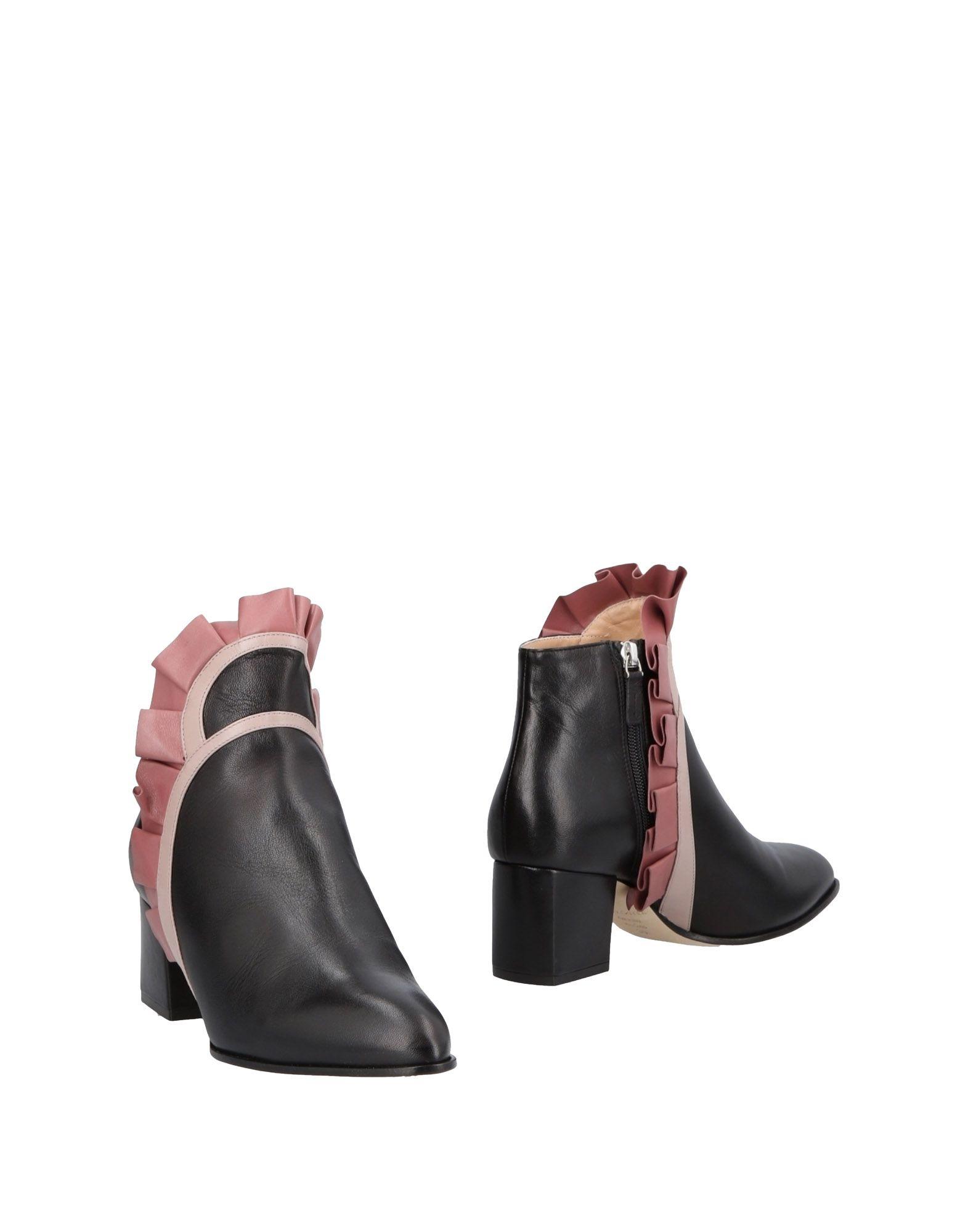 Rabatt Schuhe Racine Carrée Stiefelette Damen  11487562JM