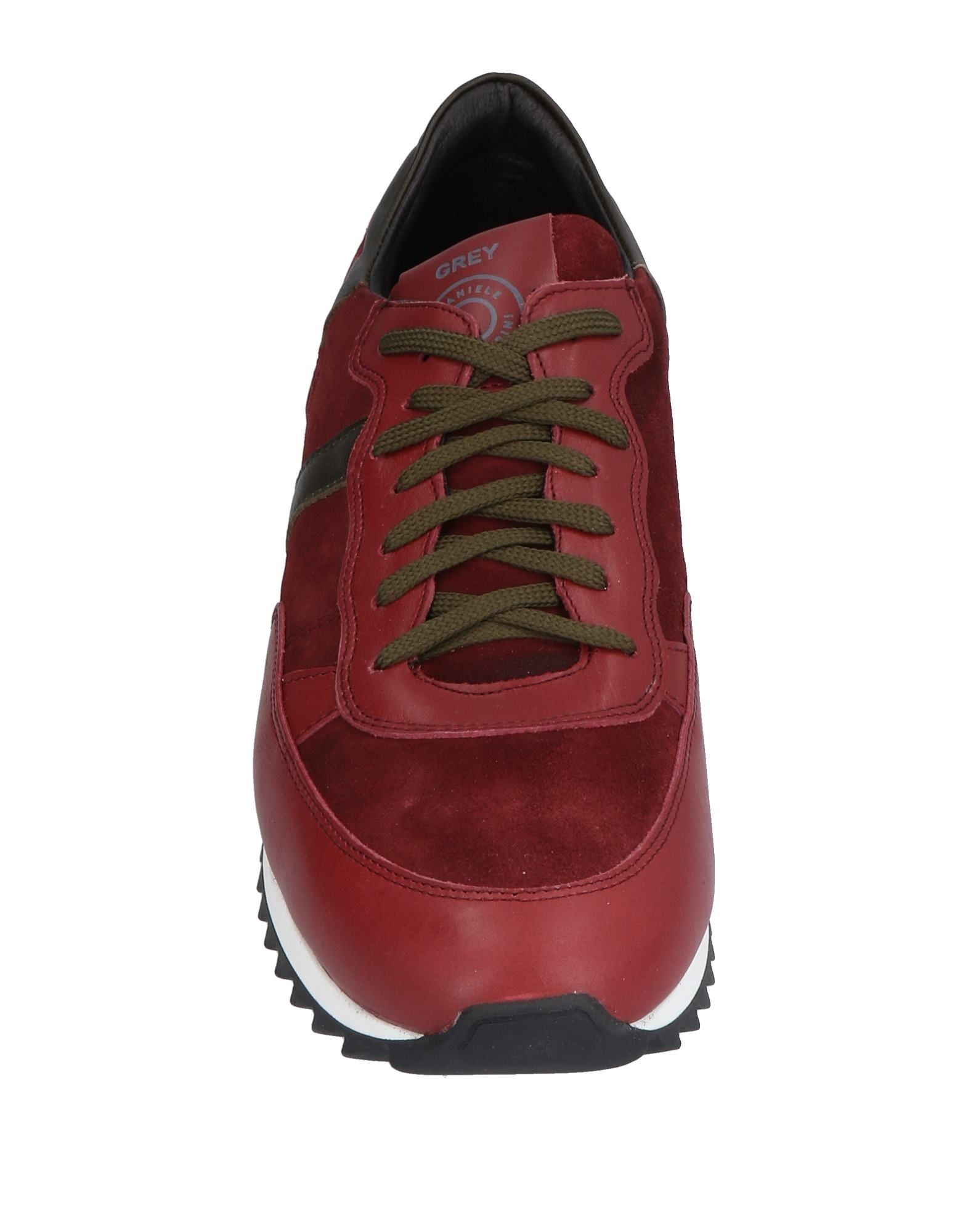 Rabatt Sneakers echte Schuhe Daniele Alessandrini Sneakers Rabatt Herren  11487584AC 20f17d