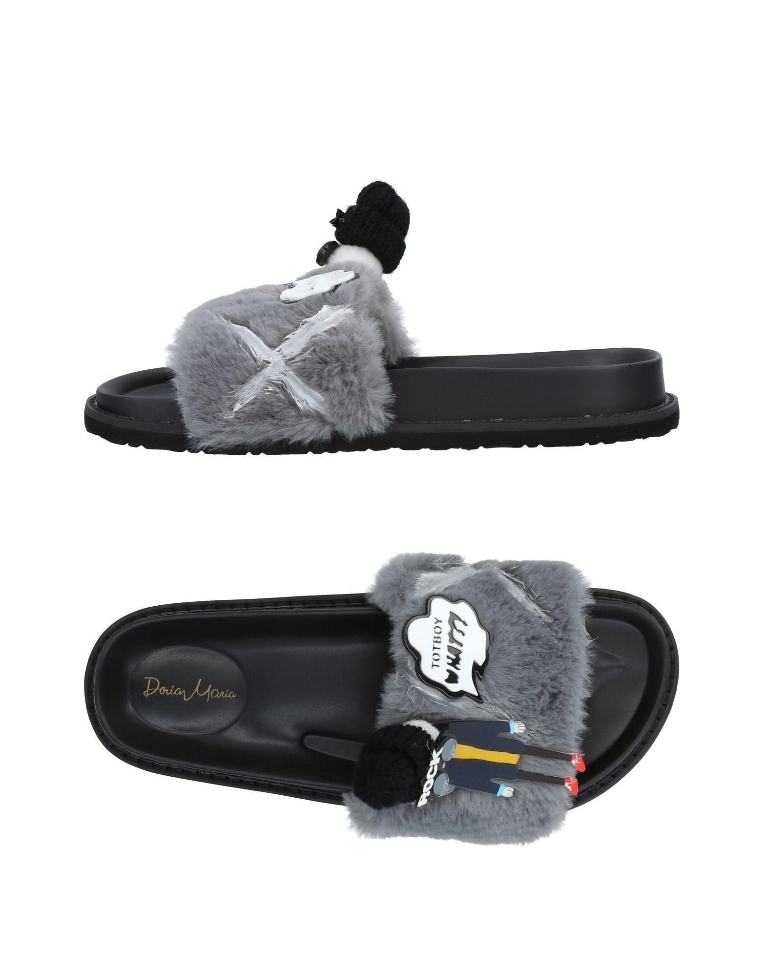 Günstige und modische Schuhe Doriamaria Sandalen Damen  11487675BQ