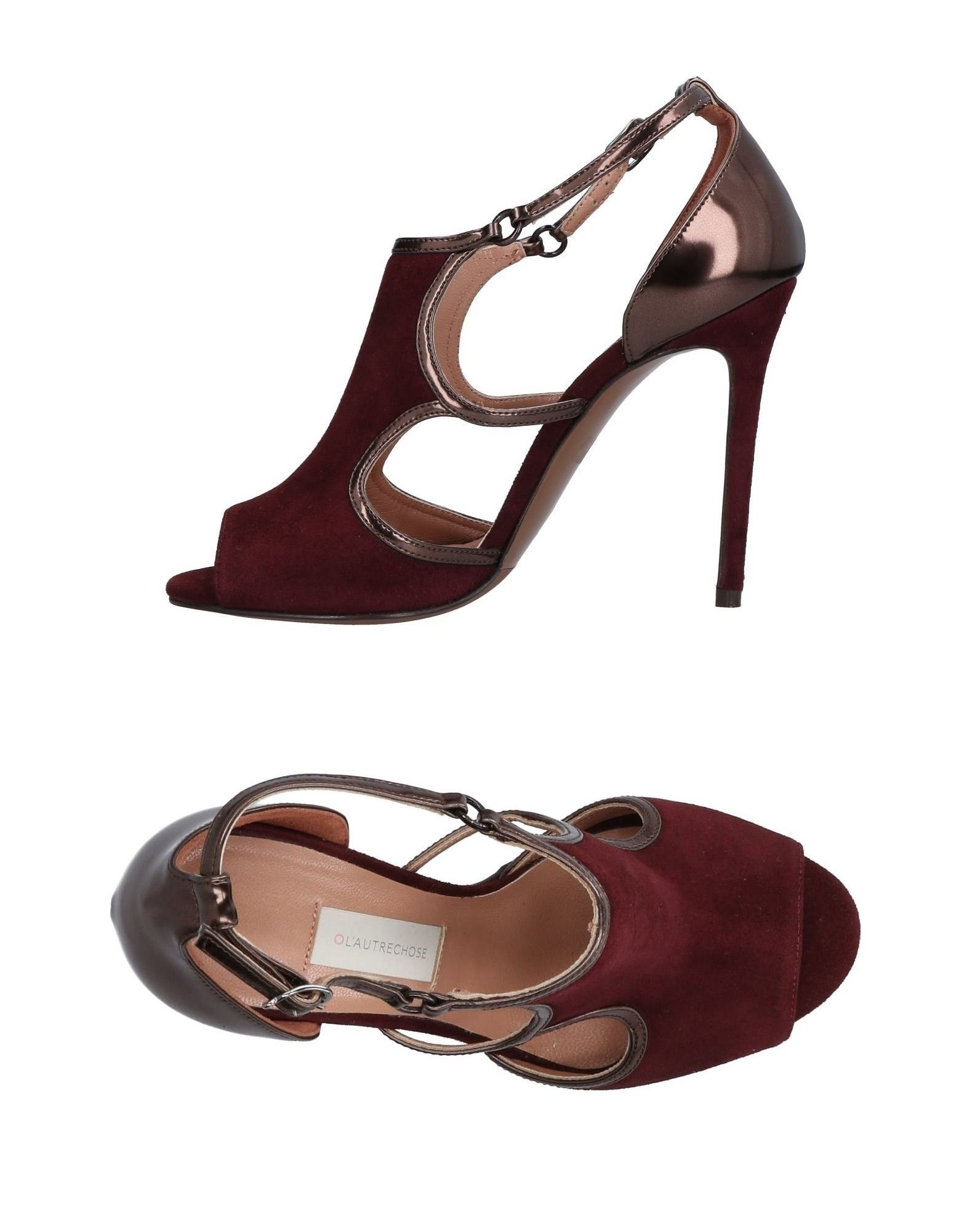 L' Autre Chose Sandalen Sandalen Chose Damen  11487677WX Neue Schuhe ad923e
