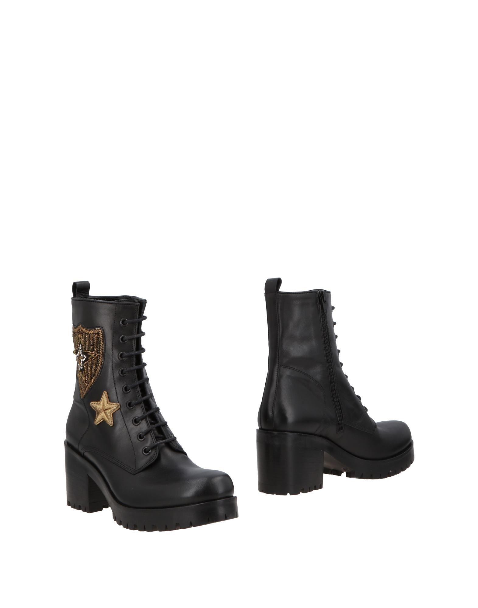 Rabatt Schuhe Elena Iachi Stiefelette Damen  11487715KD