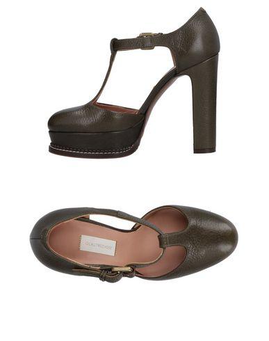Los últimos zapatos de hombre y mujer Zapato De Salón Alaïa Mujer - Salones Alaïa- 11508880WE Morado oscuro