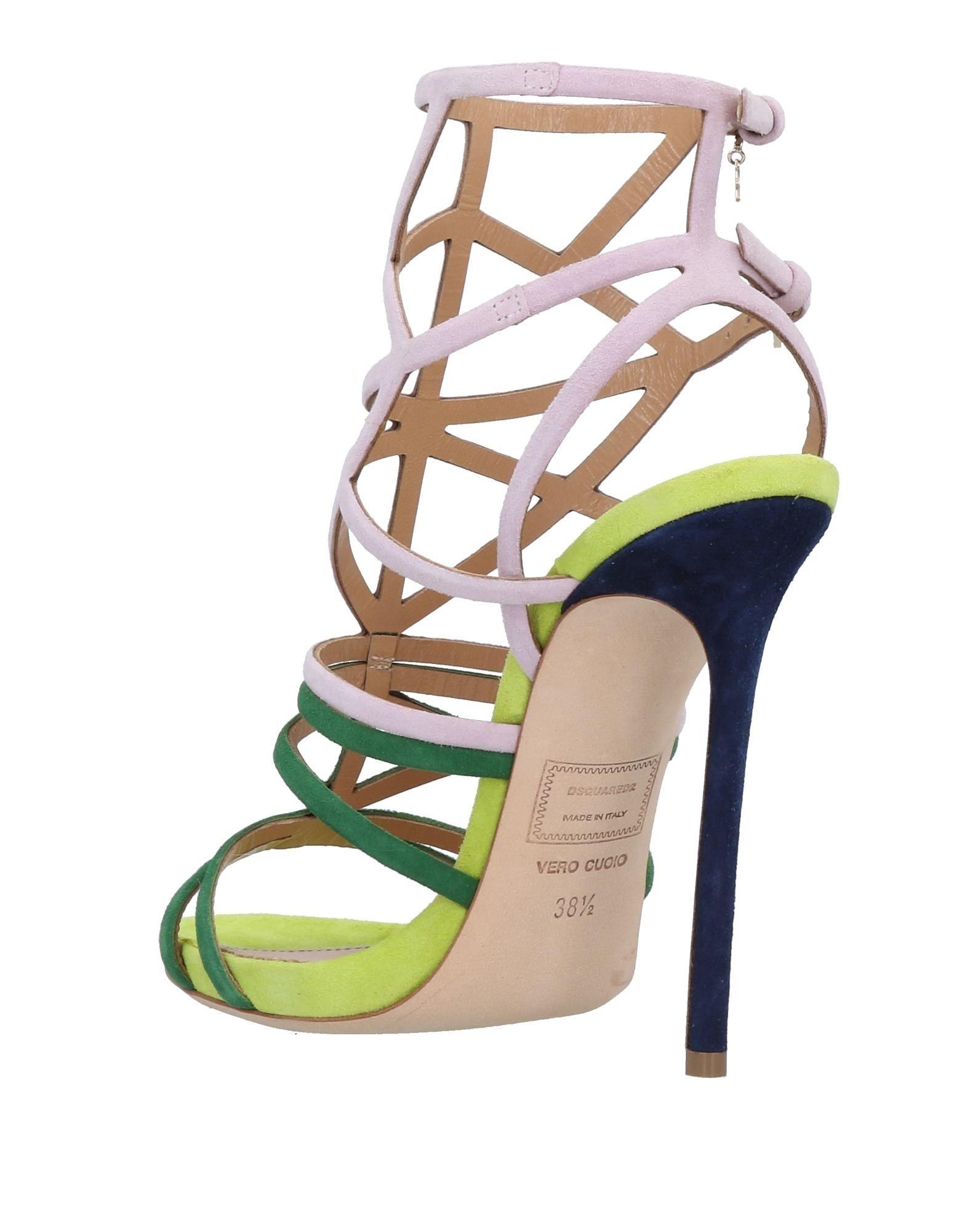 Dsquared2 Sandalen Damen  11487726NXGünstige Schuhe gut aussehende Schuhe 11487726NXGünstige fe9922