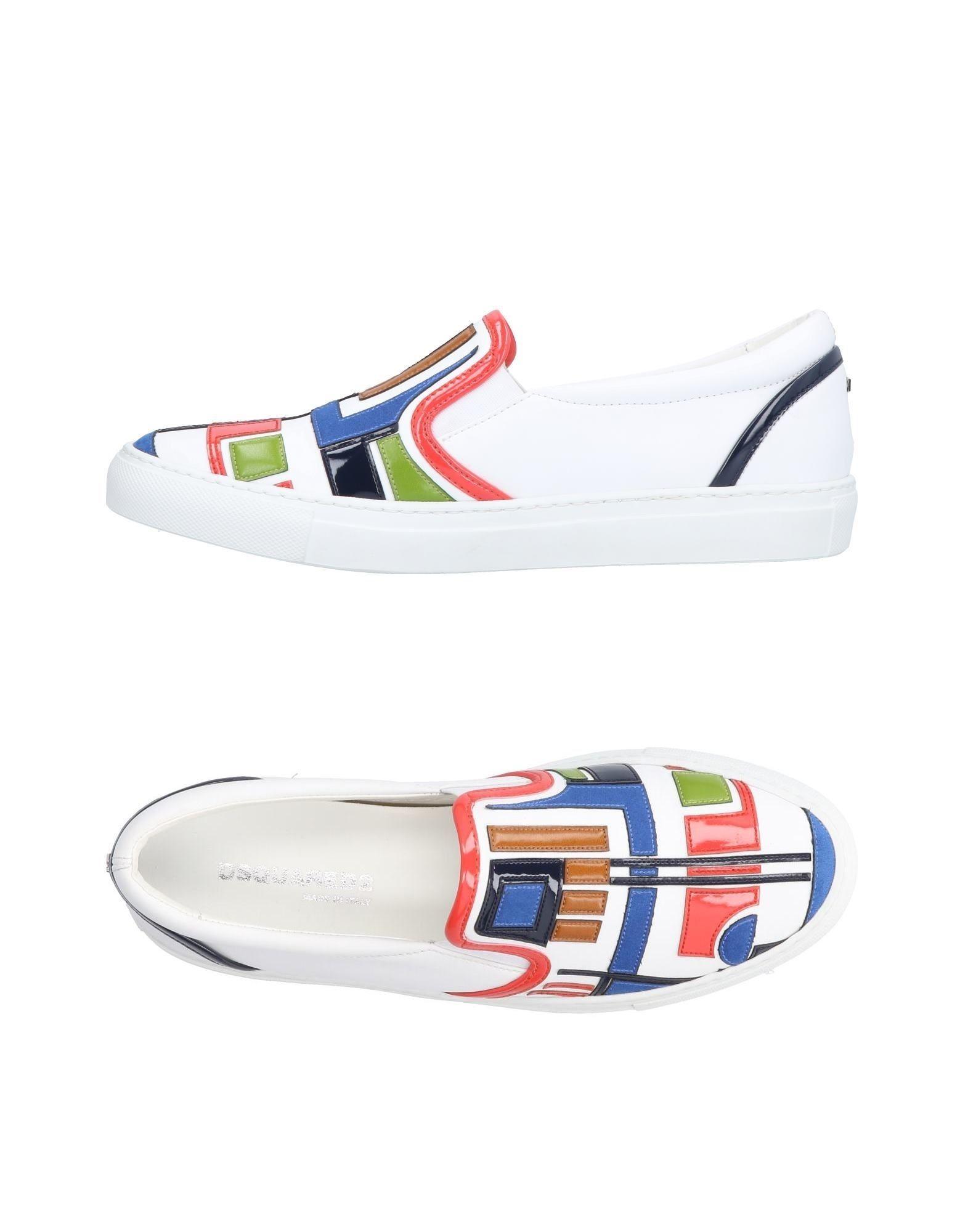 Haltbare Mode billige Schuhe Dsquared2 Sneakers Herren  11487734IU Heiße Schuhe