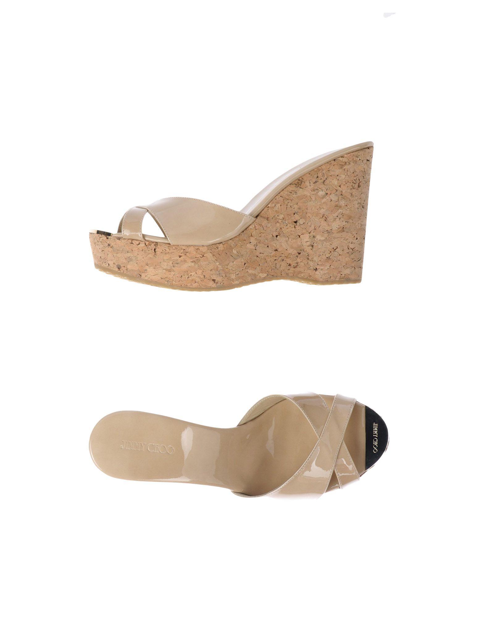 Jimmy Choo Sandalen Damen  11487745MUGut aussehende strapazierfähige Schuhe