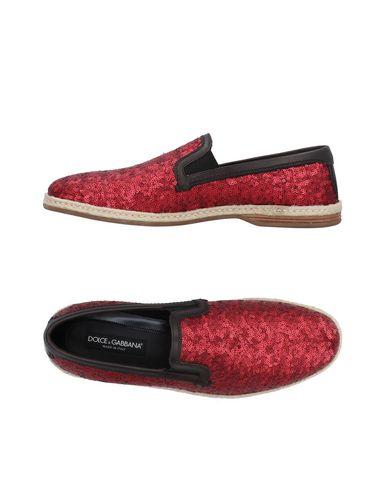Zapatos con descuento Mocasín Dolce & Gabbana Hombre - Mocasines Dolce & Gabbana - 11487751TL Rojo