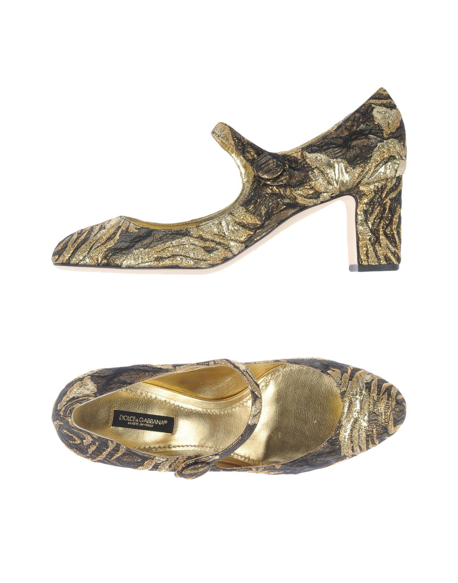 Dolce & Gabbana Pumps Damen  11487753SEGut aussehende strapazierfähige Schuhe