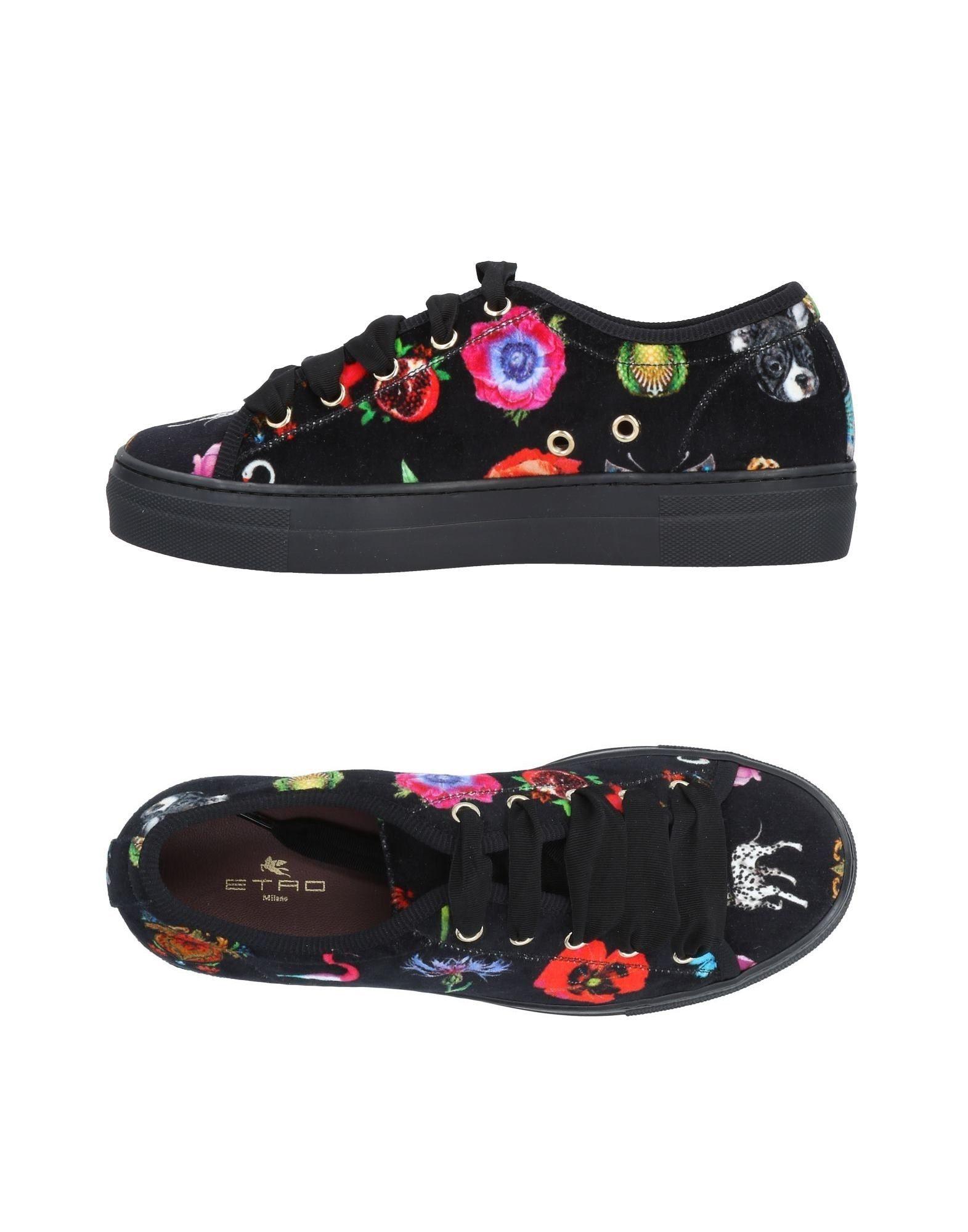 Nuevos zapatos para hombres Zapatillas y mujeres, descuento por tiempo limitado Zapatillas hombres Etro Mujer - Zapatillas Etro  Negro c6a94f