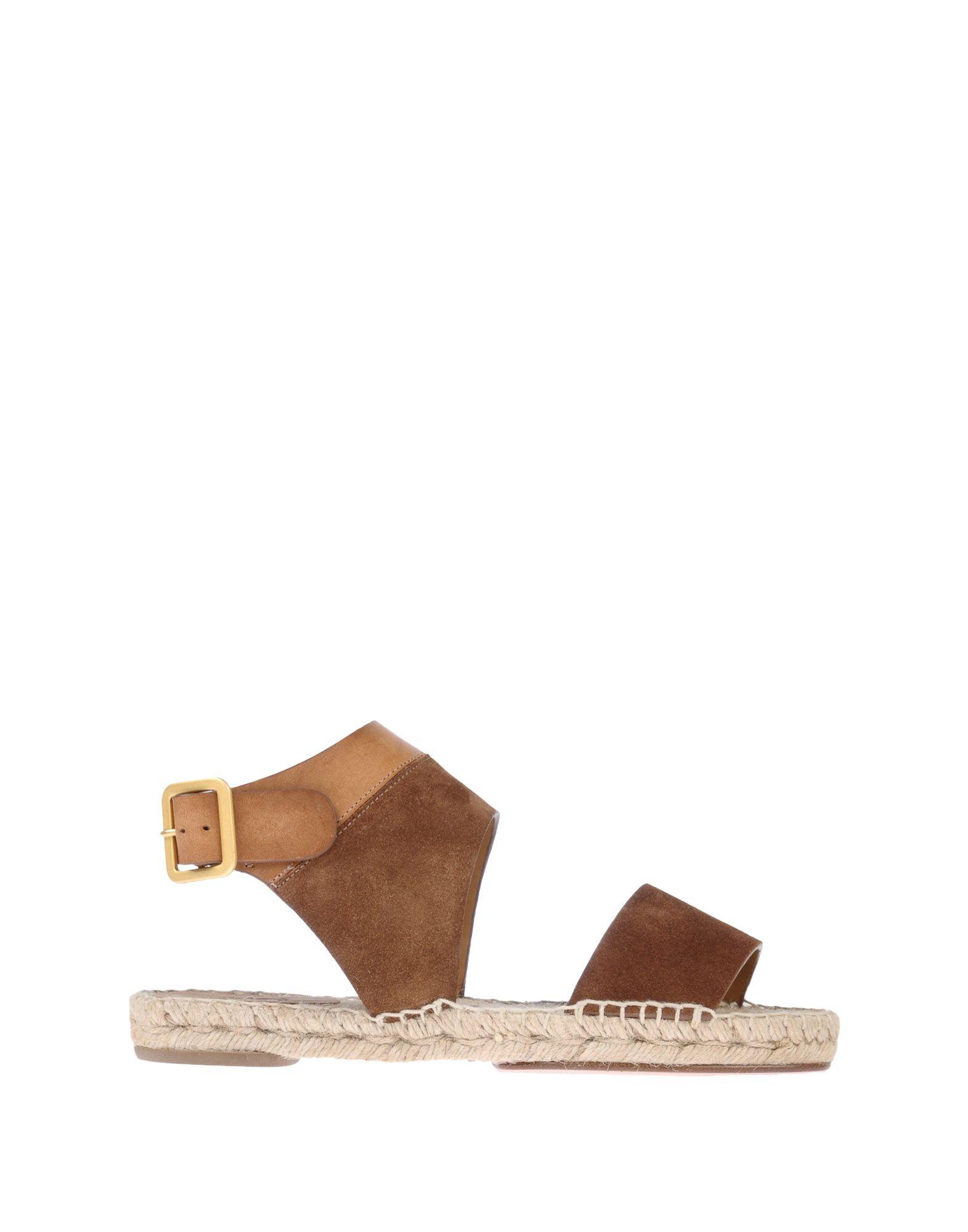 Chloé Sandalen Damen Damen Sandalen  11487799XQ Heiße Schuhe 0e0b61