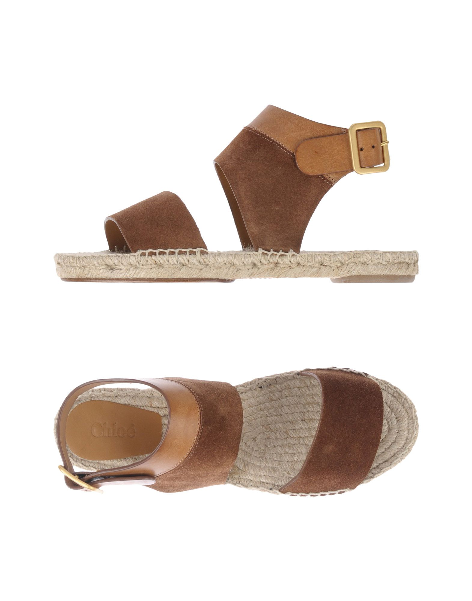 Rabatt Schuhe Chloé Sandalen Damen  11487799XQ