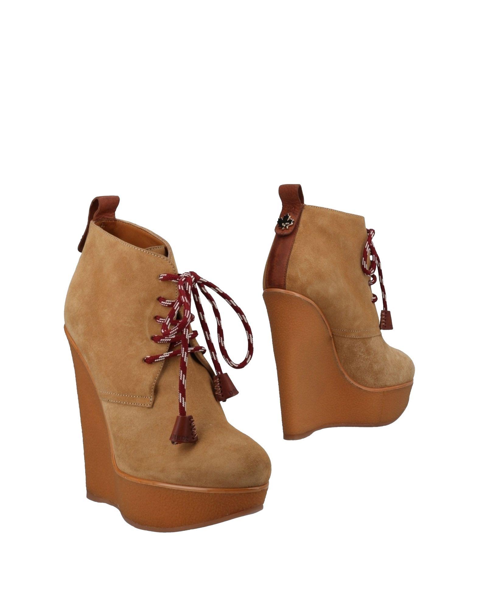 Dsquared2 Stiefelette Damen Schuhe  11487804FBGünstige gut aussehende Schuhe Damen 8dea79