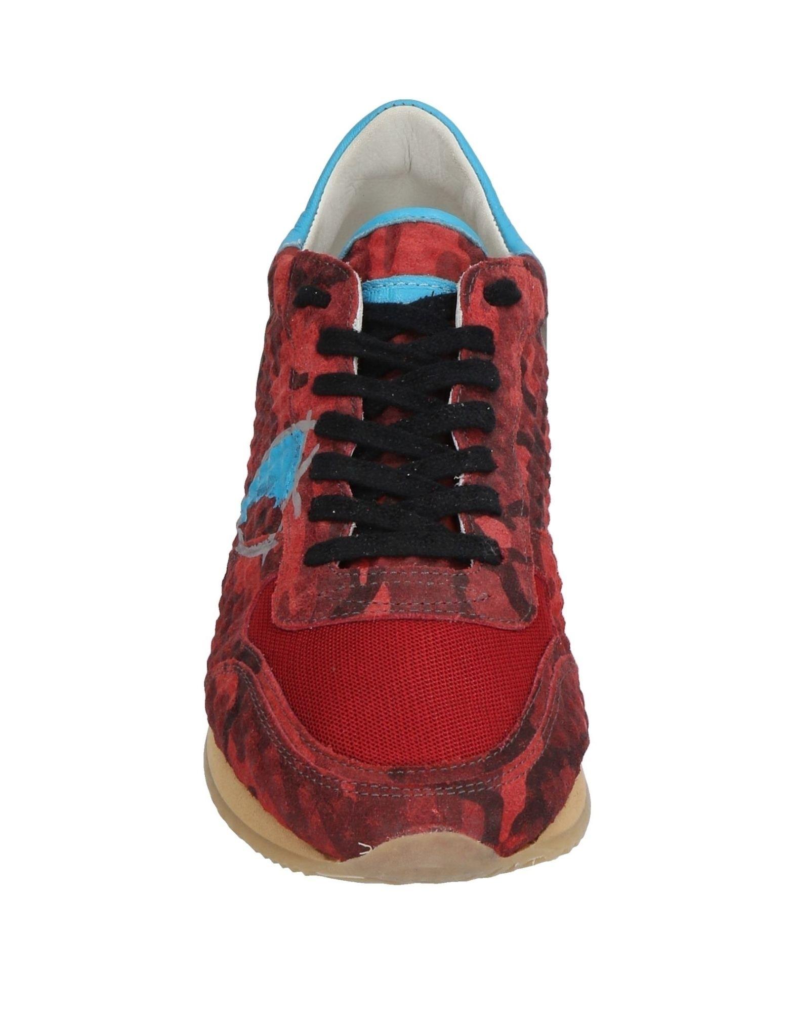 Philippe Model Sneakers Herren  11487827TC Neue Schuhe