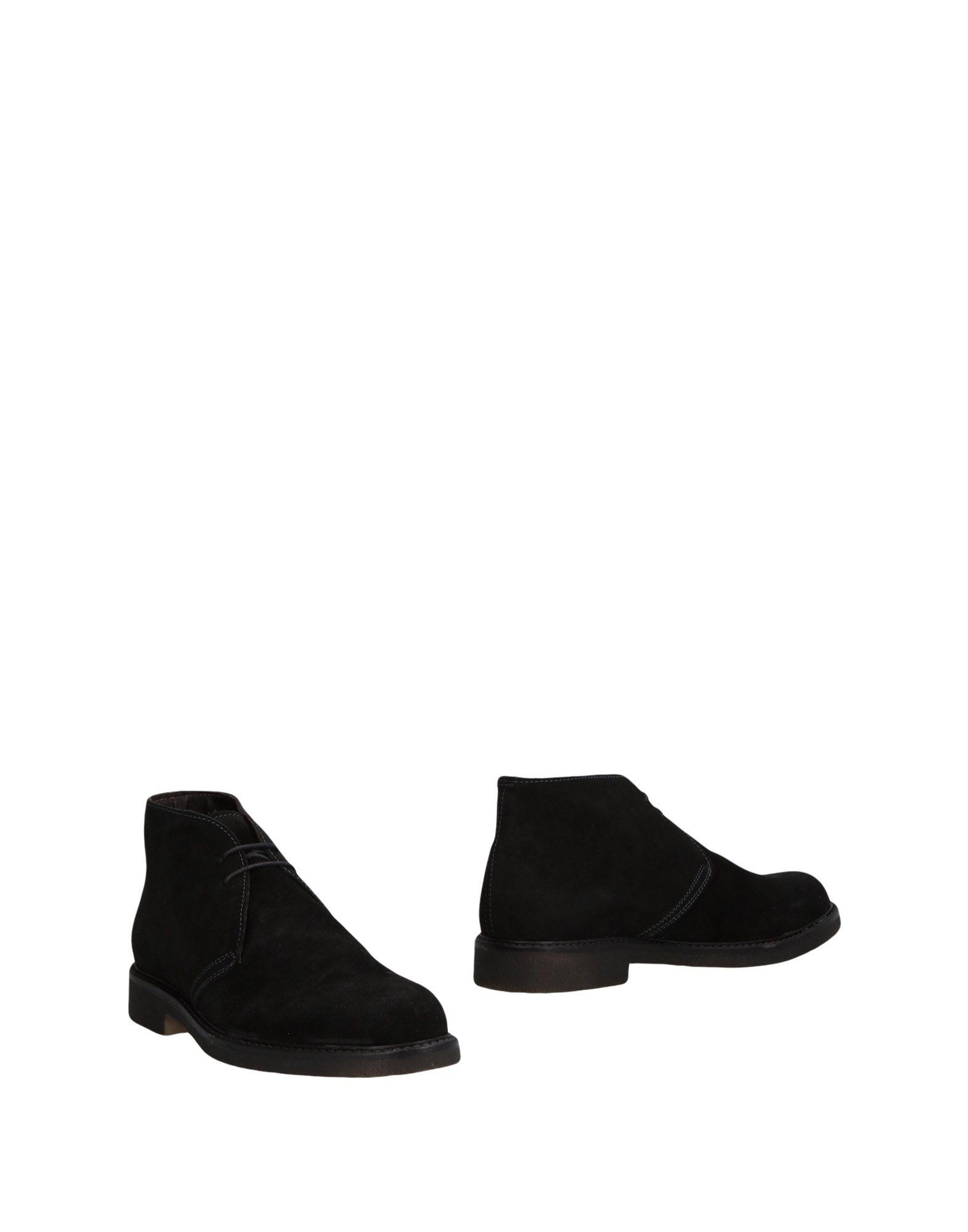 Rabatt echte Schuhe Angelo Pallotta Stiefelette Herren  11487858WU