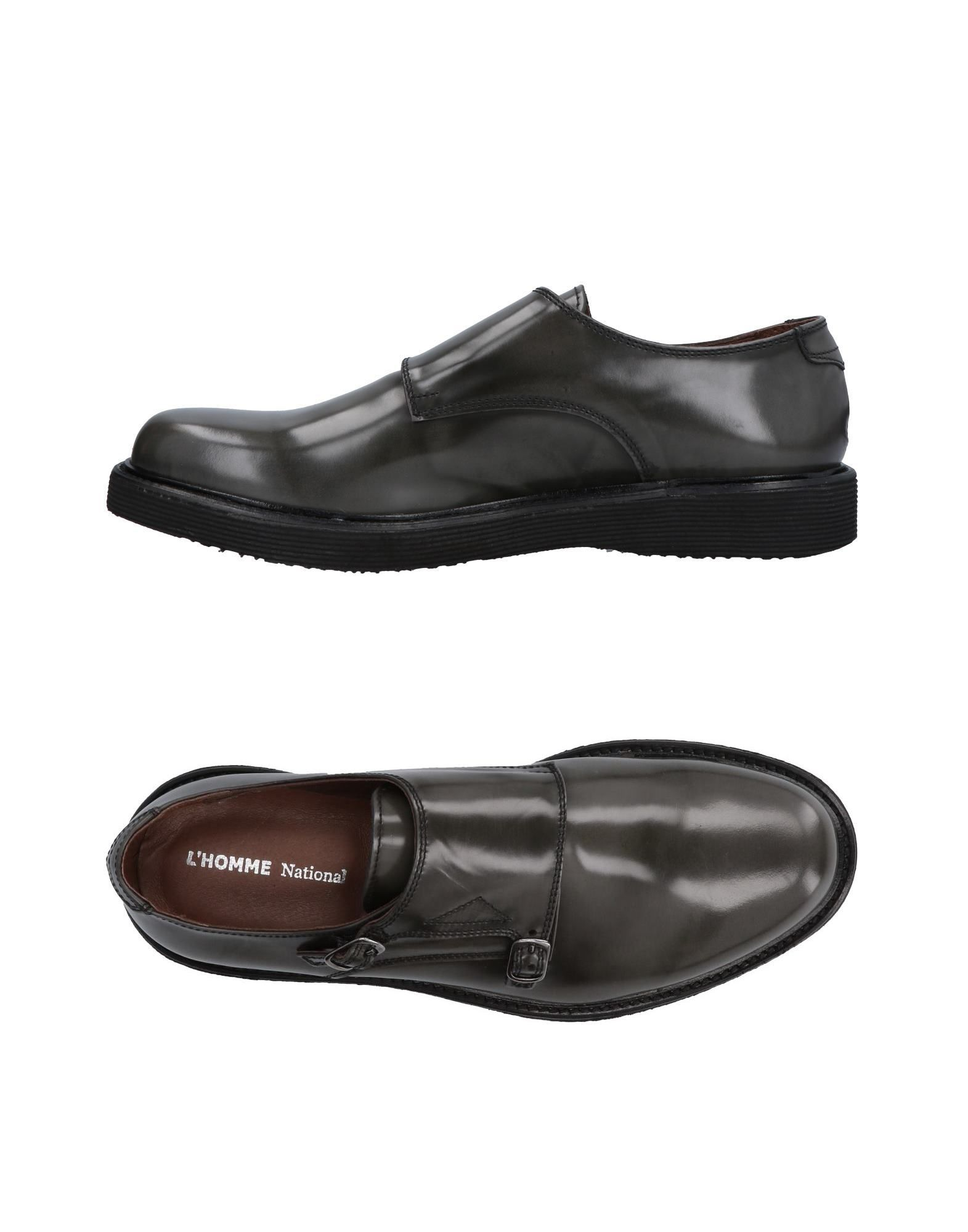 L'homme National Loafers - Men L'homme National Canada Loafers online on  Canada National - 11487872GO 572994