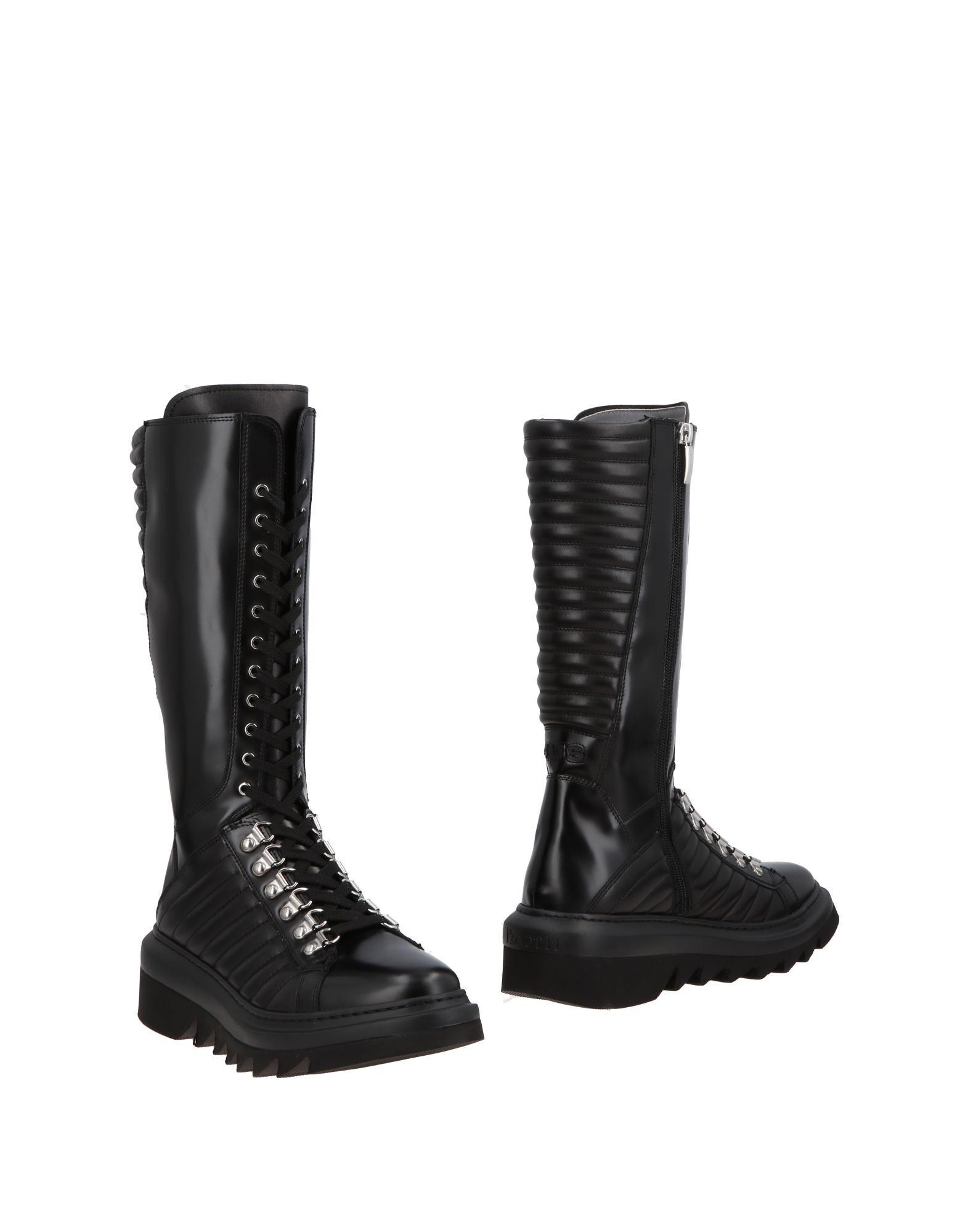 Rabatt Schuhe Cesare Paciotti 4Us Stiefel Damen  11487880IK